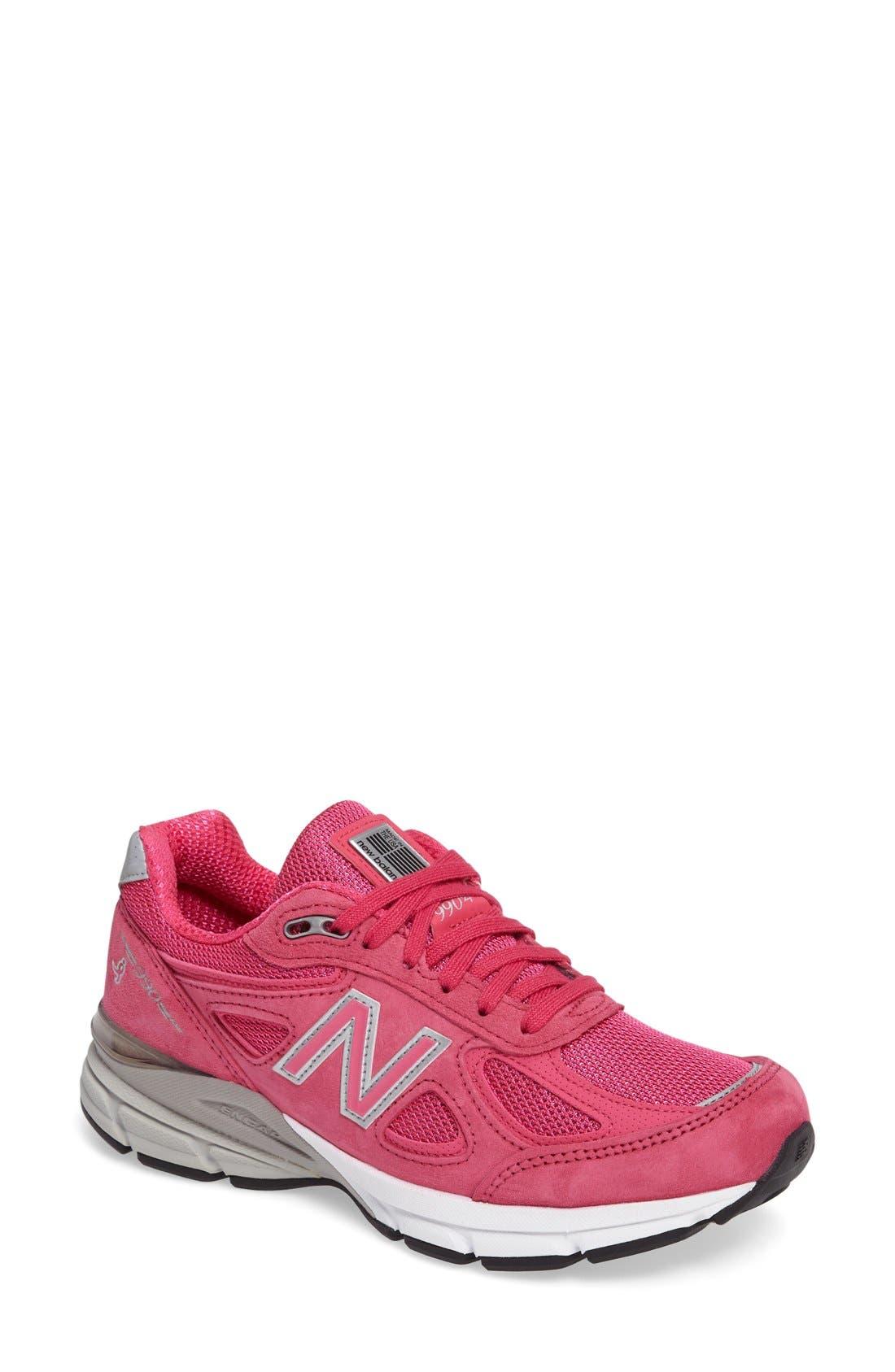 Alternate Image 1 Selected - New Balance '990 Premium' Running Shoe (Women)