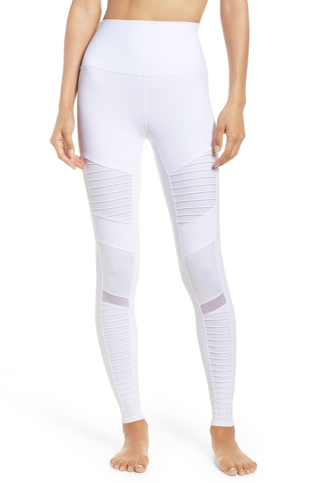 Image result for white workout pants