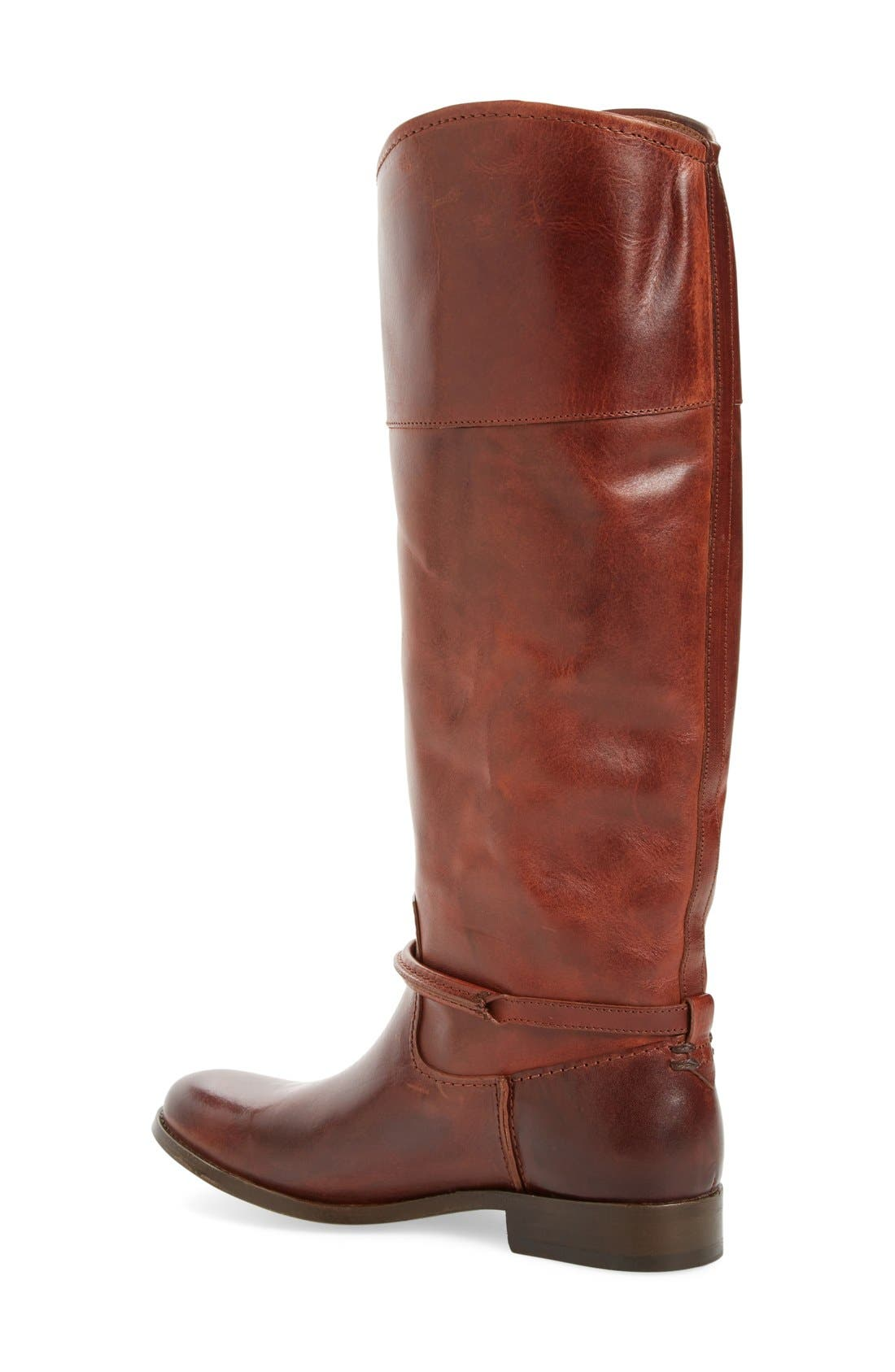 Alternate Image 2  - Frye Melissa Seam Boot (Women) (Wide Calf)