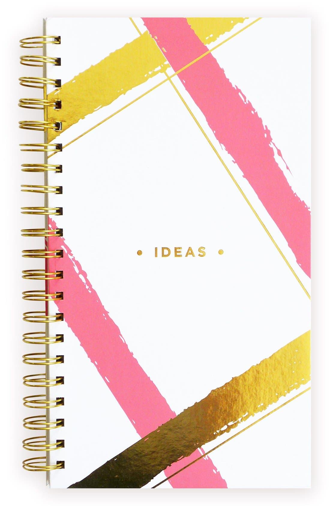 Alternate Image 4  - lake + loft Spiral Notebook & Notepad Set