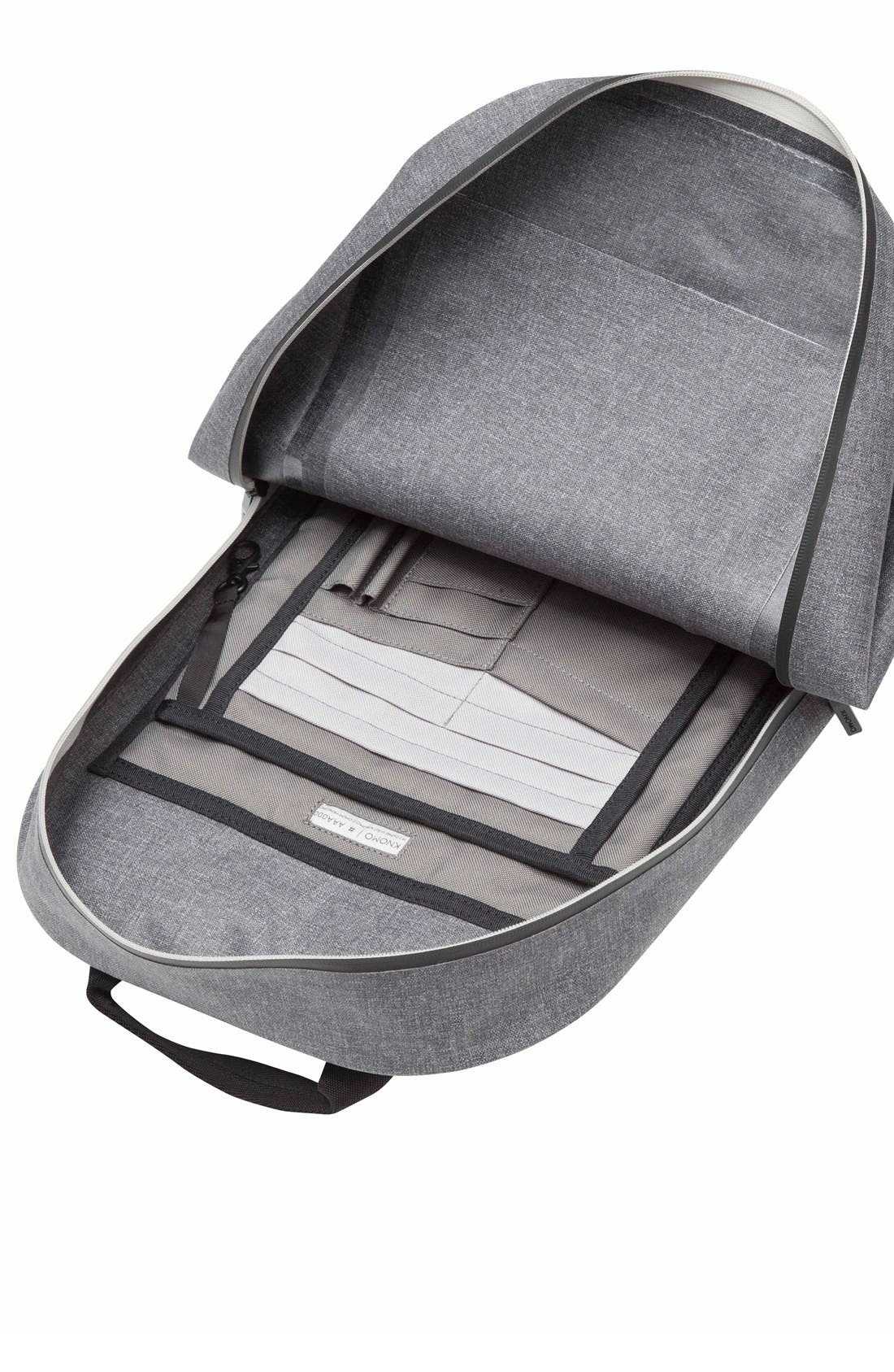 Thames Harpsden Backpack,                             Alternate thumbnail 6, color,                             Grey