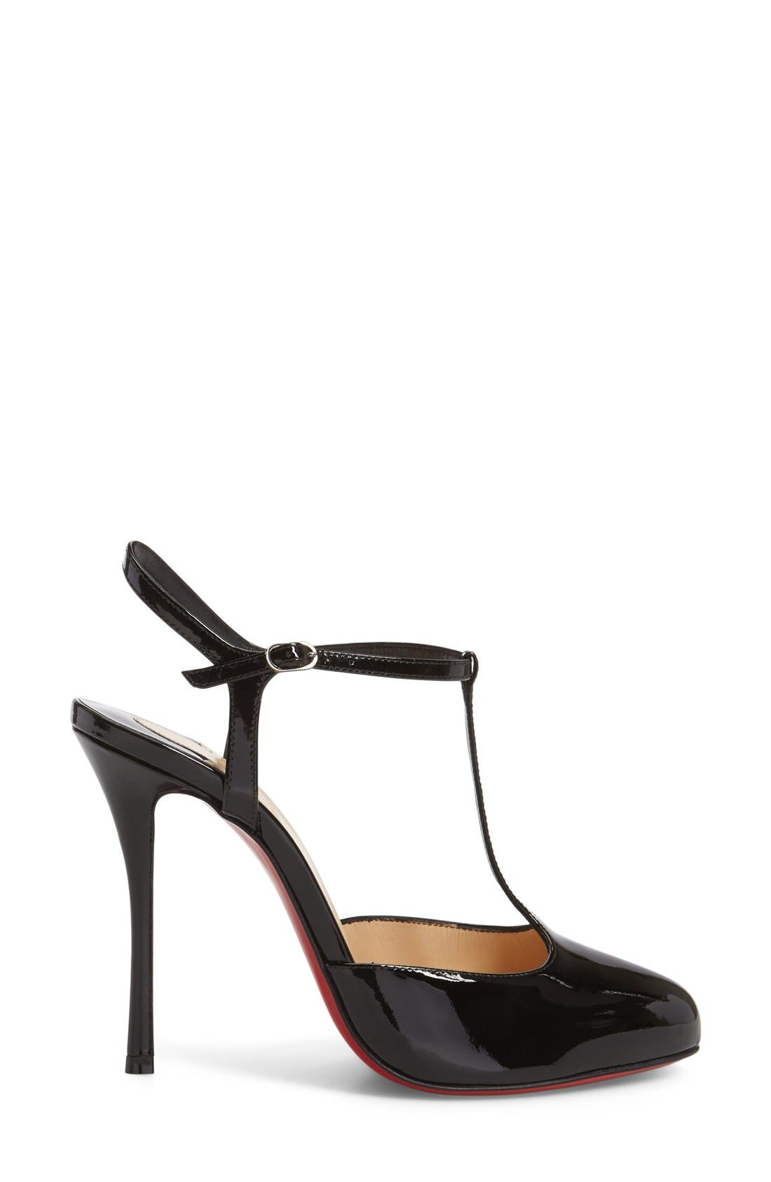 Alternate Image 4  - Christian Louboutin Pam T-Strap Pump