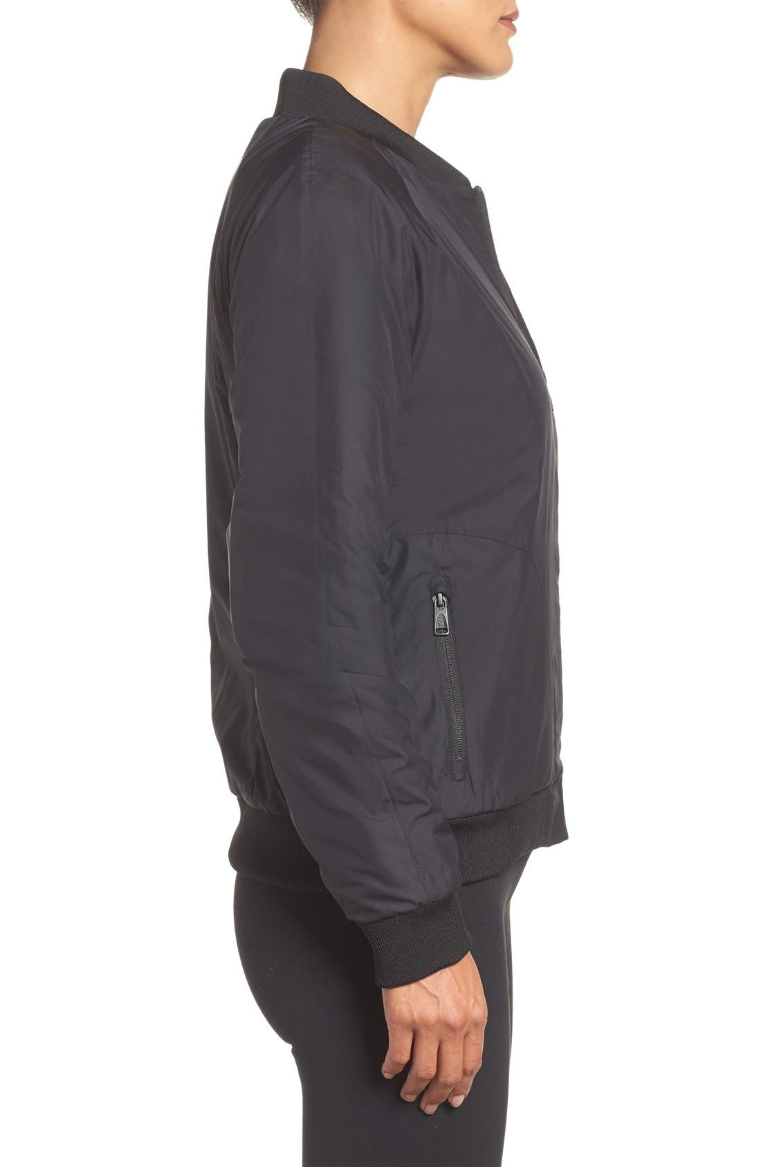 Alternate Image 3  - The North Face 'Rydell' Water Resistant Heatseeker™ Insulated Bomber Jacket