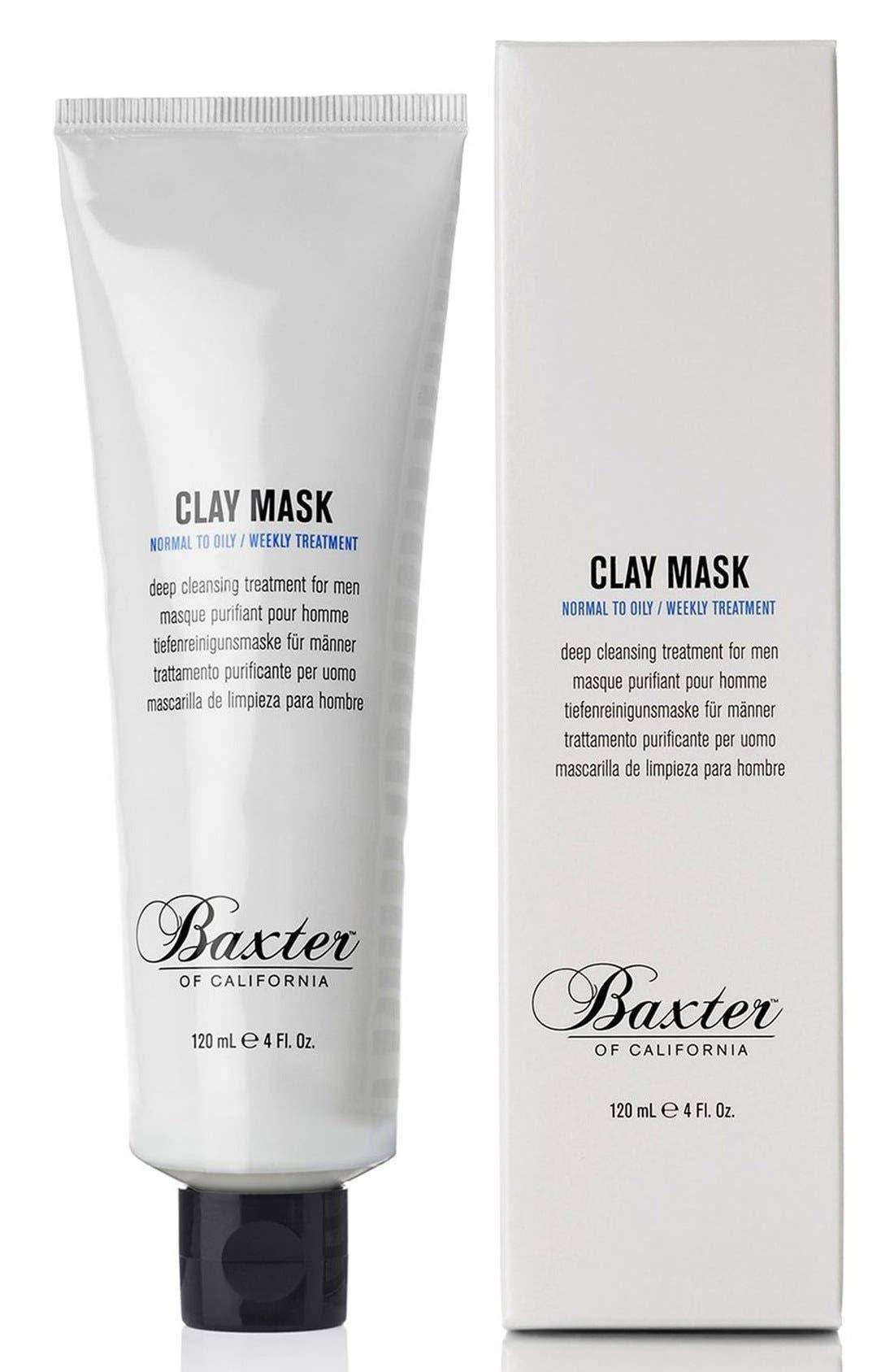 Baxter of California Clay Mask