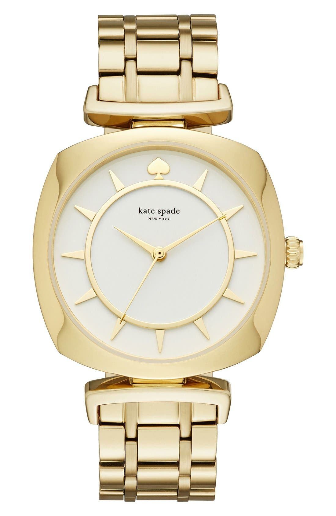 KATE SPADE NEW YORK barrow bracelet watch, 34mm