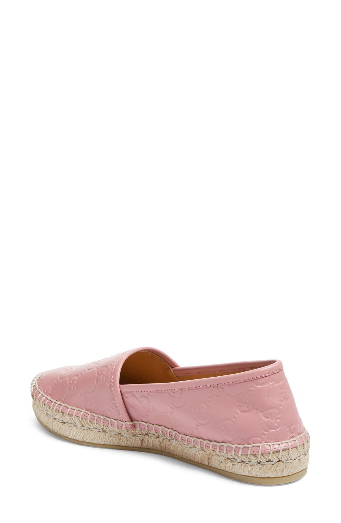 Alternate Image 2  - Gucci Pilar Espadrille Flat (Women)