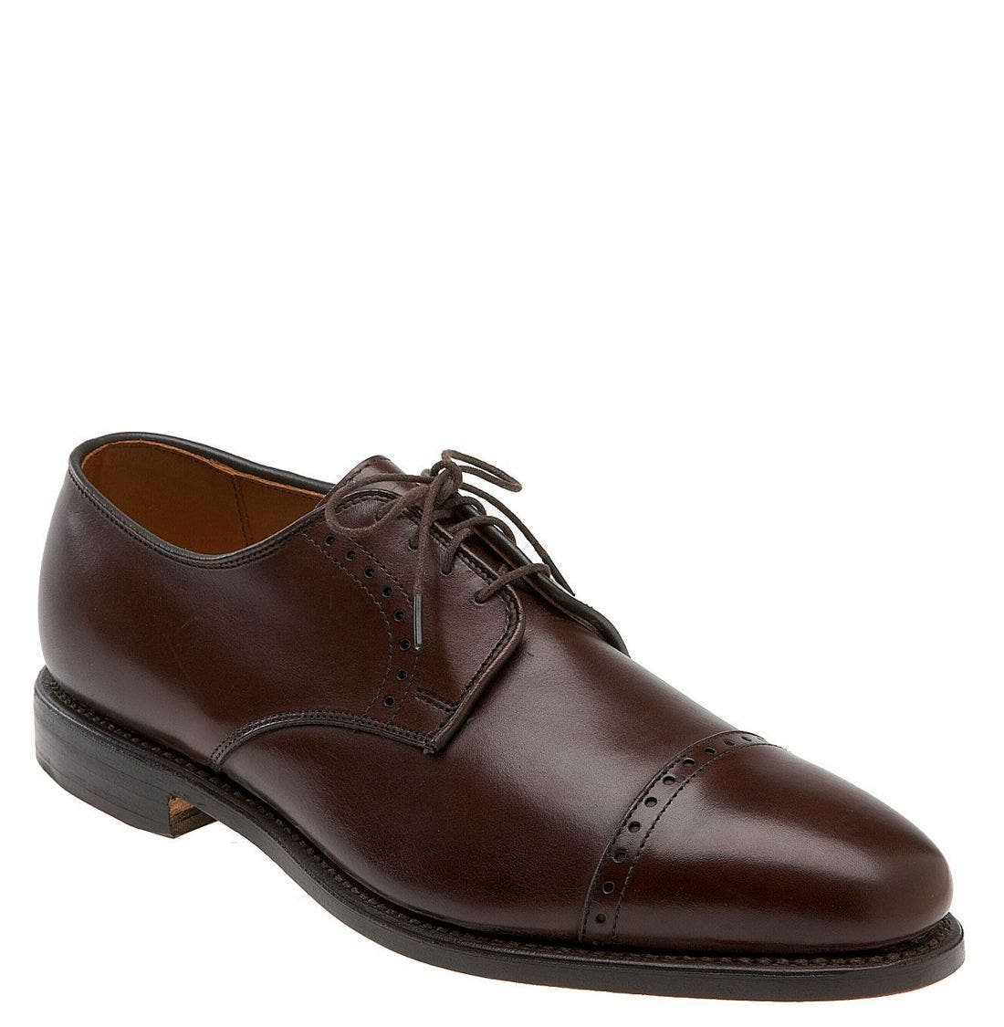 Alternate Image 1 Selected - Allen Edmonds 'Clifton' Blucher (Men)