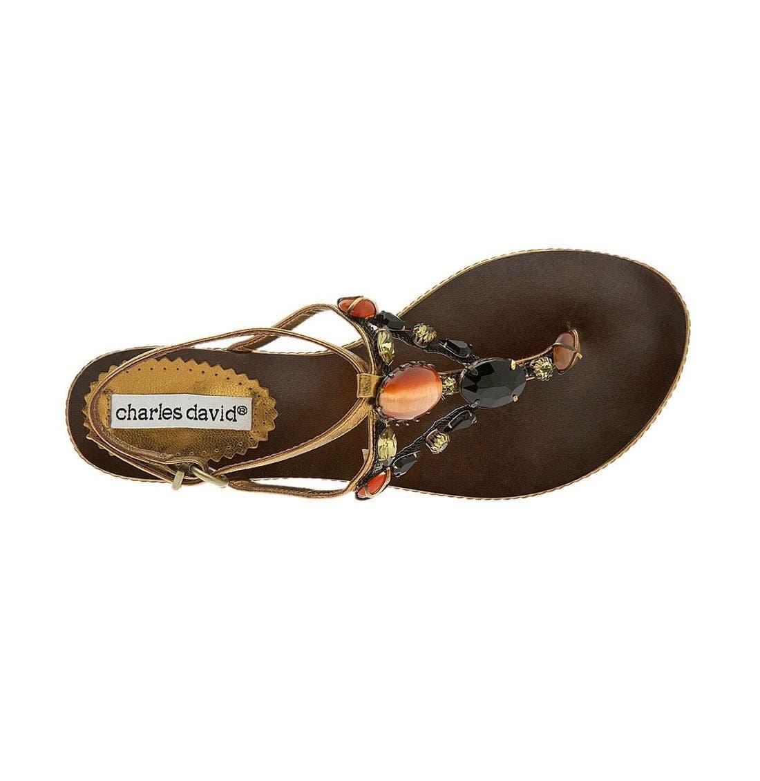 Alternate Image 3  - Charles David 'Starlite' Thong Sandal