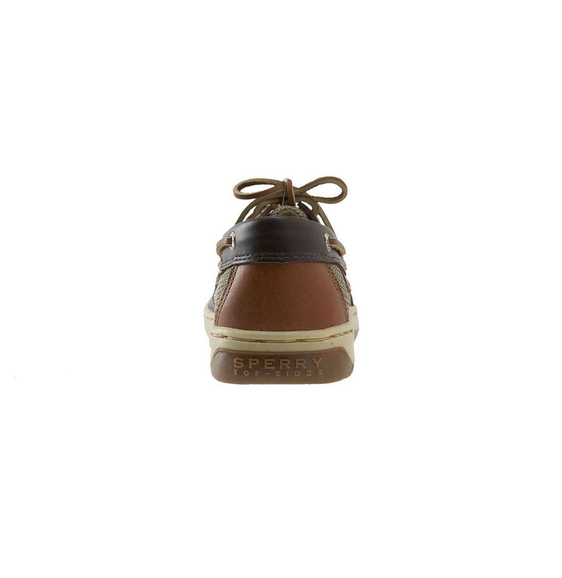 Alternate Image 3  - Sperry Kids 'Bluefish' Boat Shoe (Walker, Toddler, Little Kid & Big Kid)