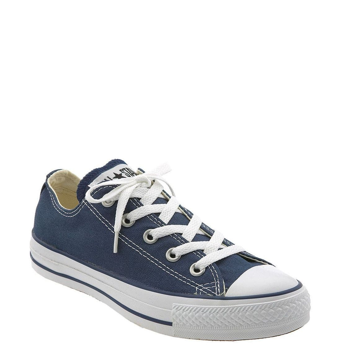 Alternate Image 1 Selected - Converse Chuck Taylor® Low Top Sneaker (Women)