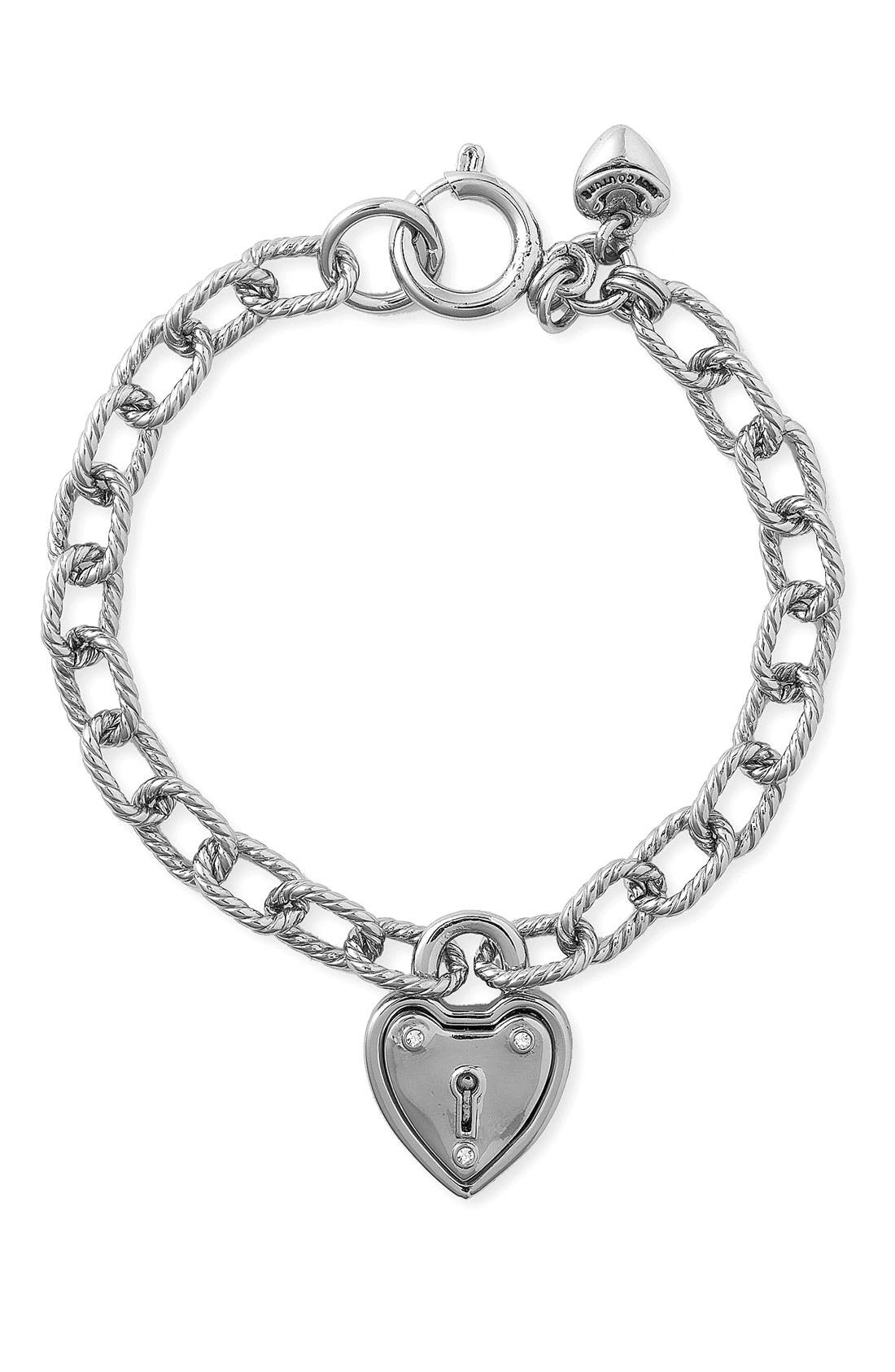 Main Image - Juicy Couture Starter Charm Bracelet
