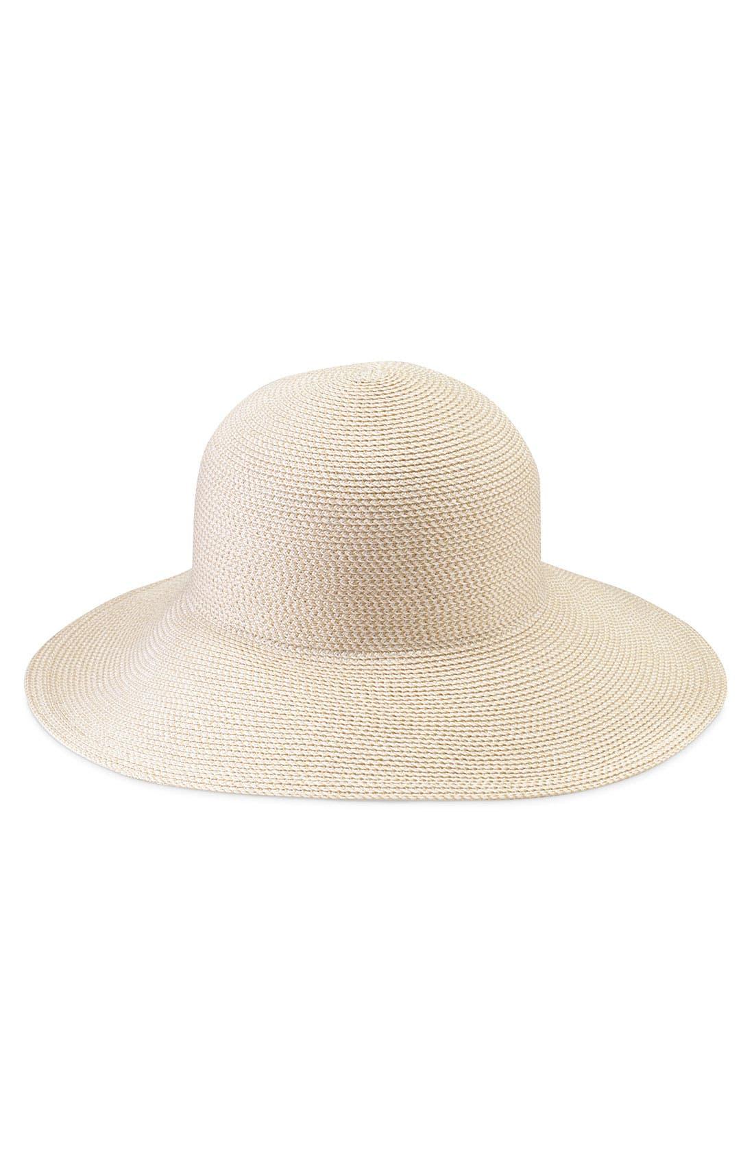Main Image - Eric Javits 'Squishee® IV' Wide Brim Hat