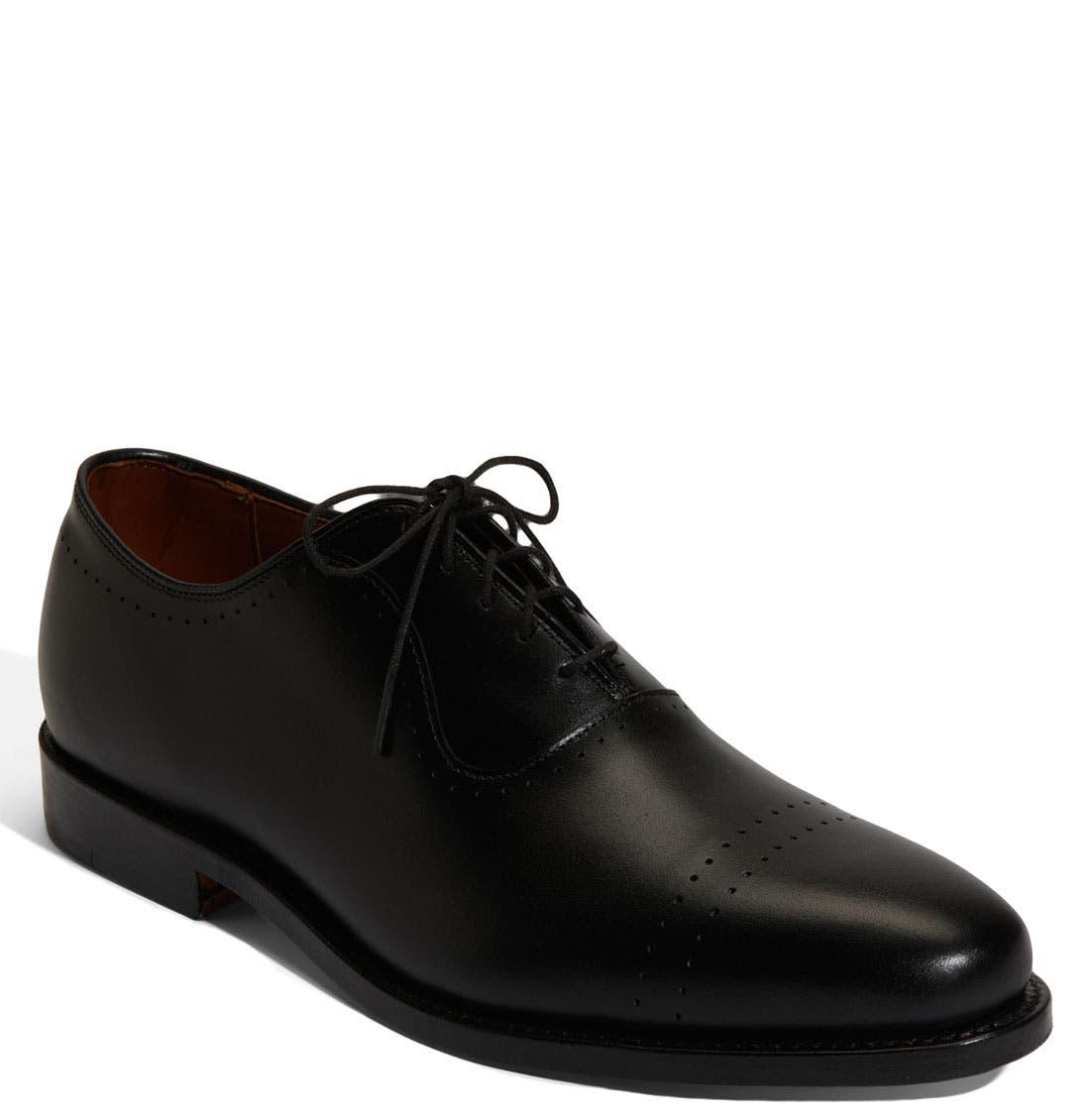 'Vernon' Oxford,                         Main,                         color, Black Calf