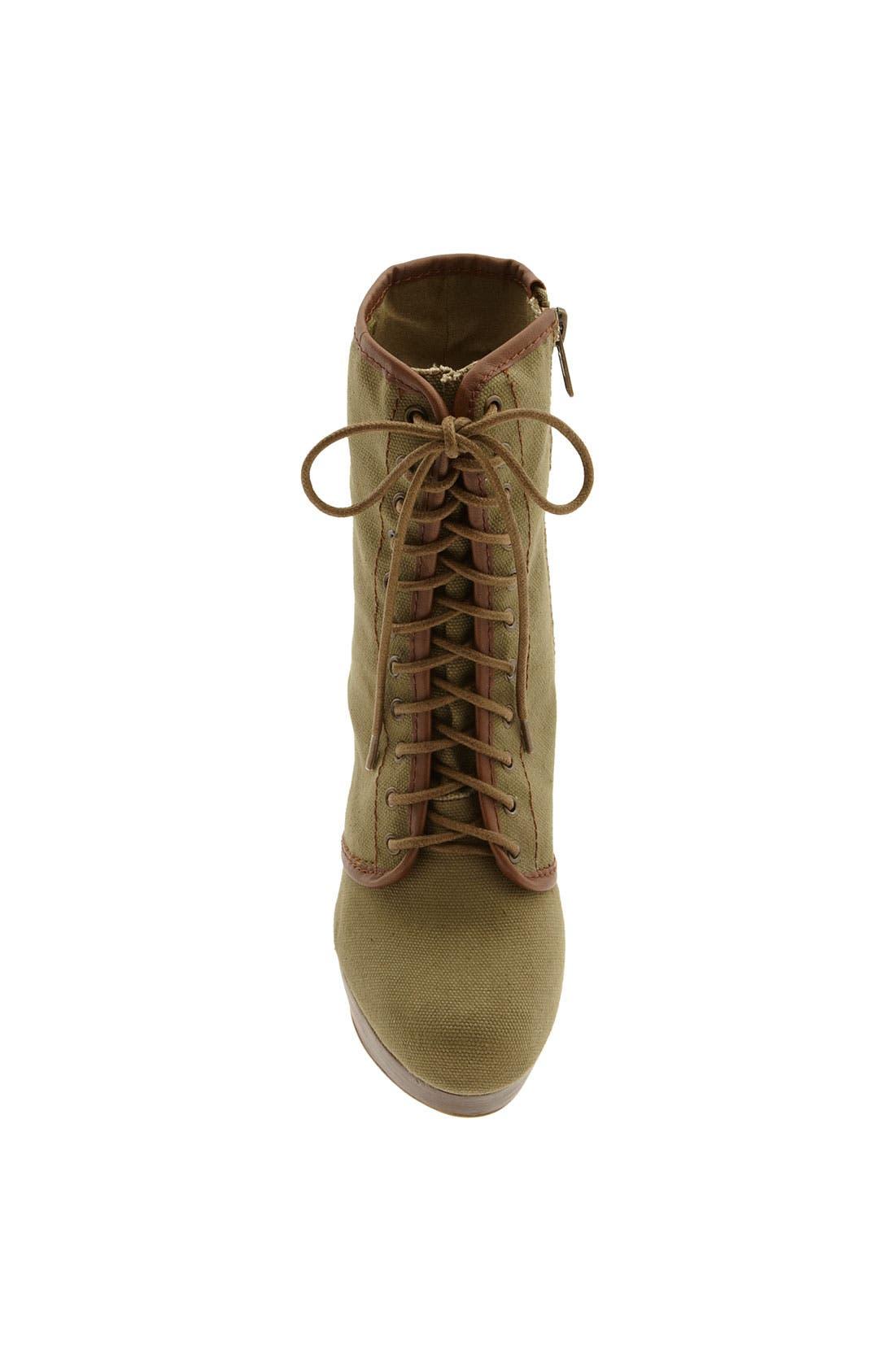 Alternate Image 3  - Steve Madden 'Clovurr' Ankle Boot