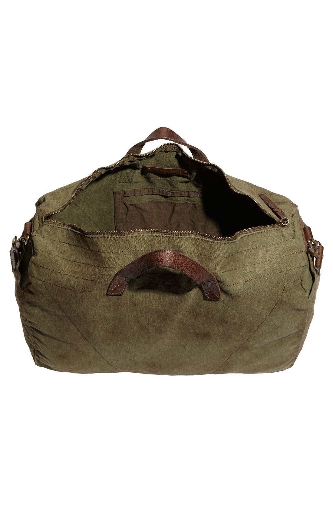 Canvas Bag,                             Alternate thumbnail 2, color,                             Army