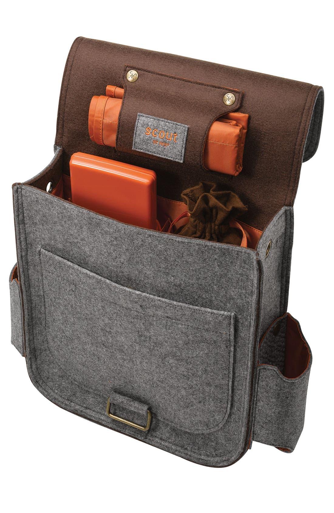 Alternate Image 4  - Petunia Pickle Bottom 'Scout Journey Pack ' Diaper Bag