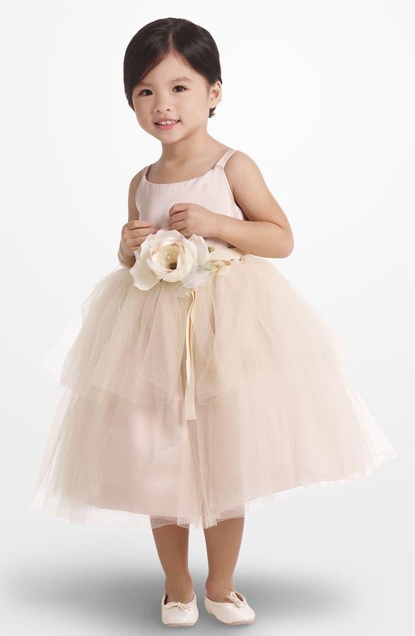 Us Angels Tulle Ballerina Dress (Baby Girls, Toddler Girls, Little ...