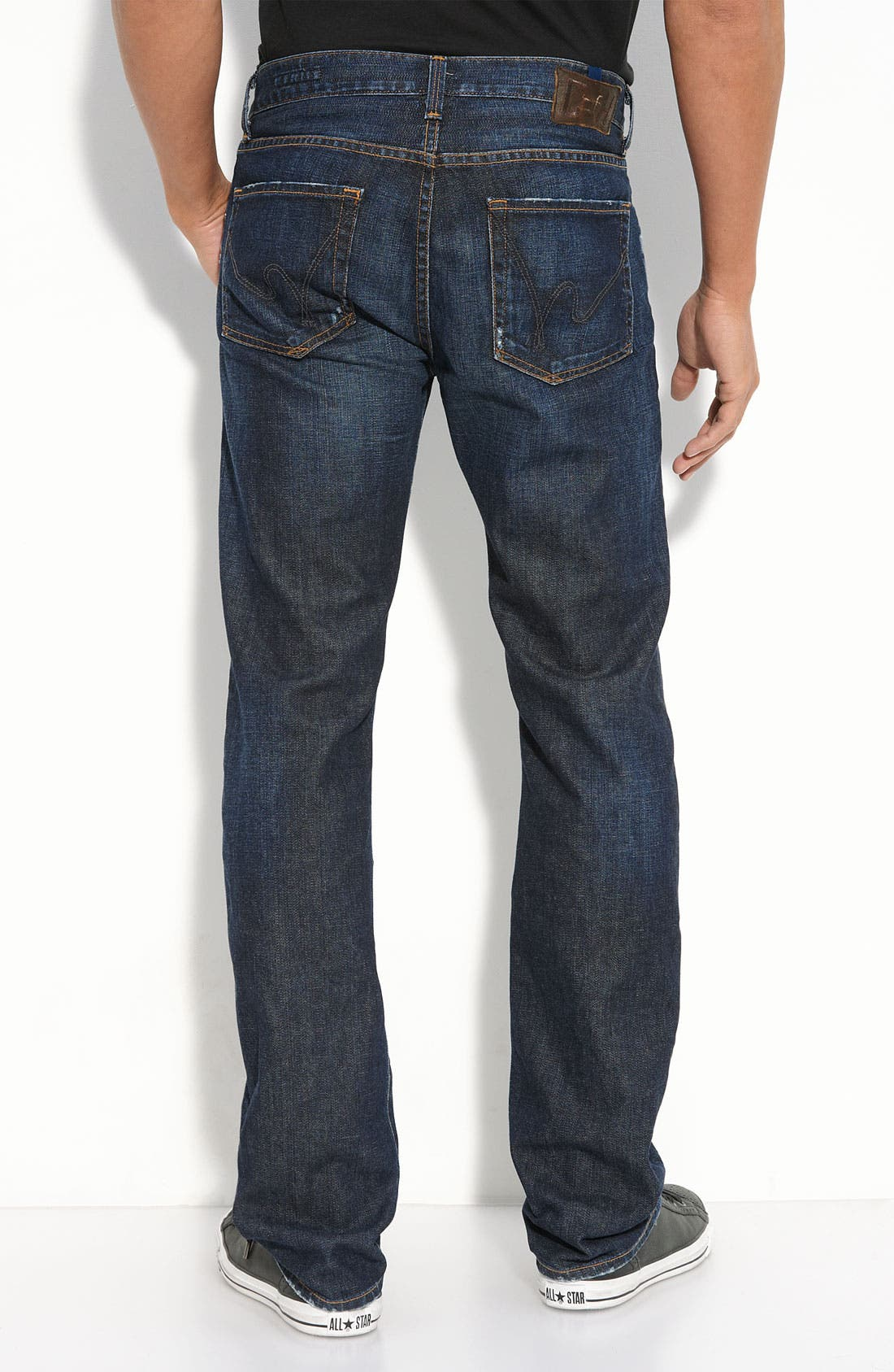 Alternate Image 2  - Citizens of Humanity 'Sid' Straight Leg Jeans (Incur)