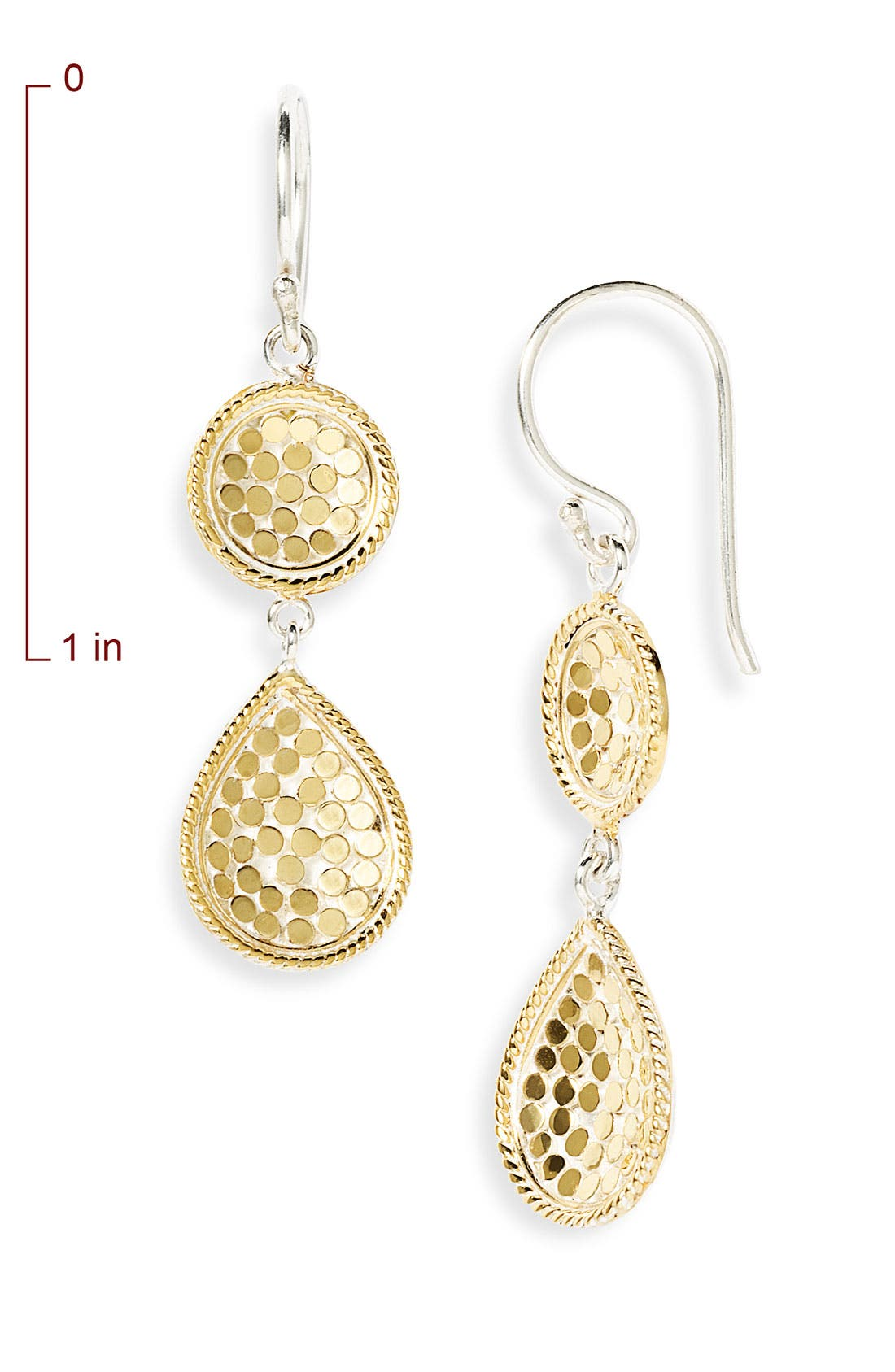 Alternate Image 2  - Anna Beck 'Gili' Double Drop Earrings