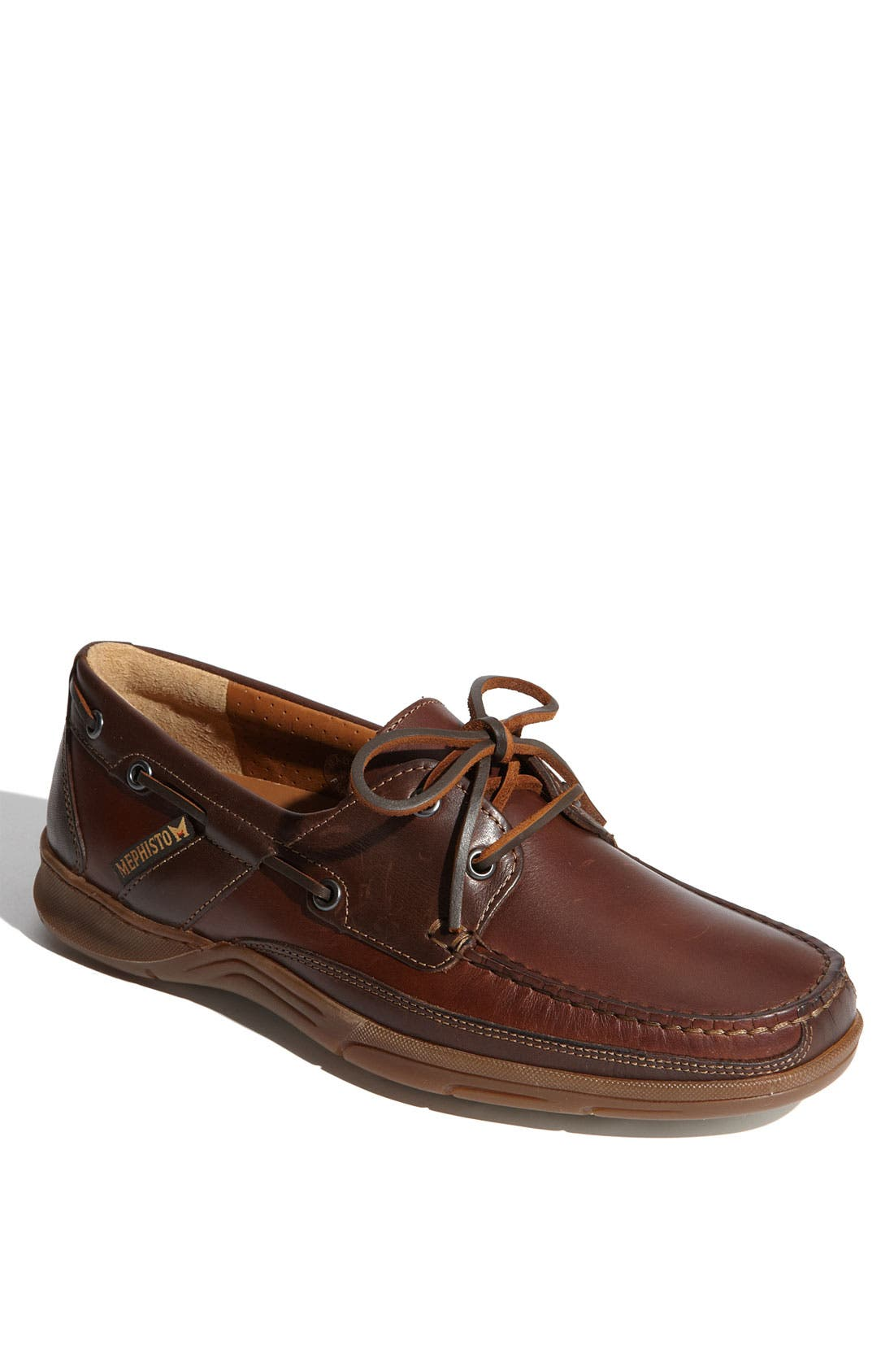 Main Image - Mephisto 'Felix' Boat Shoe (Men)