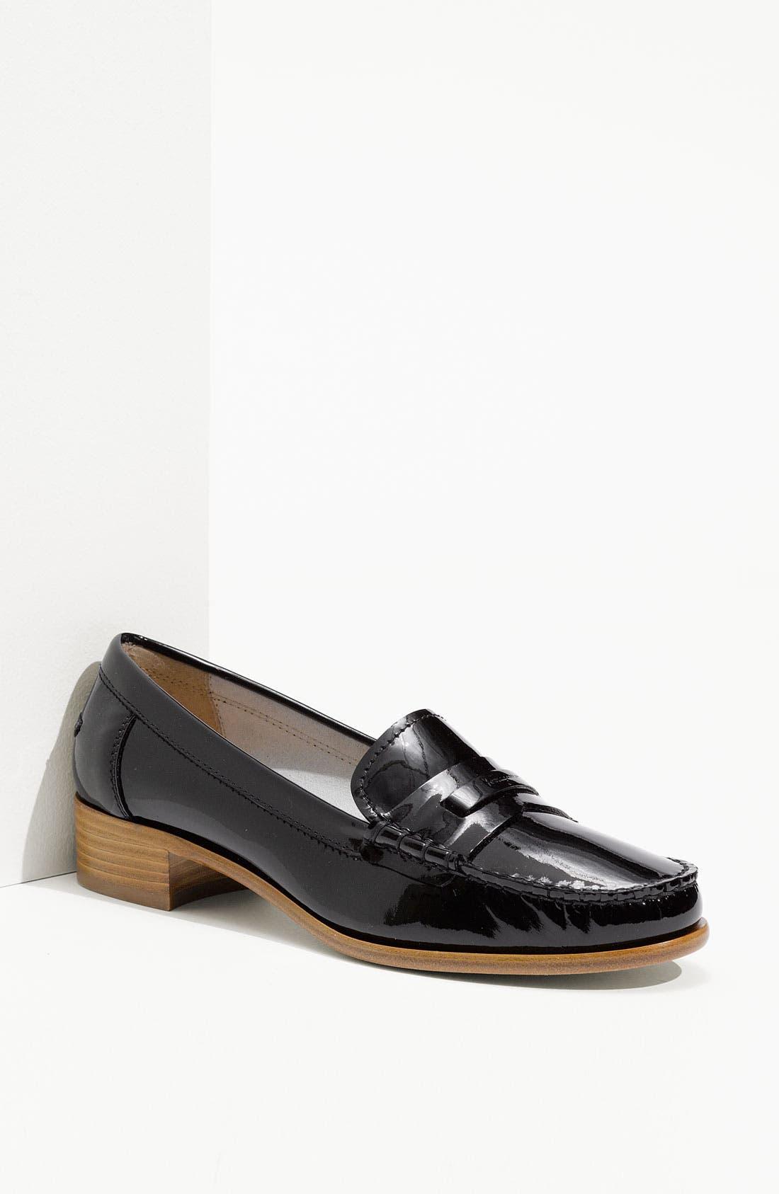 'Deka' Loafer,                         Main,                         color, Nero