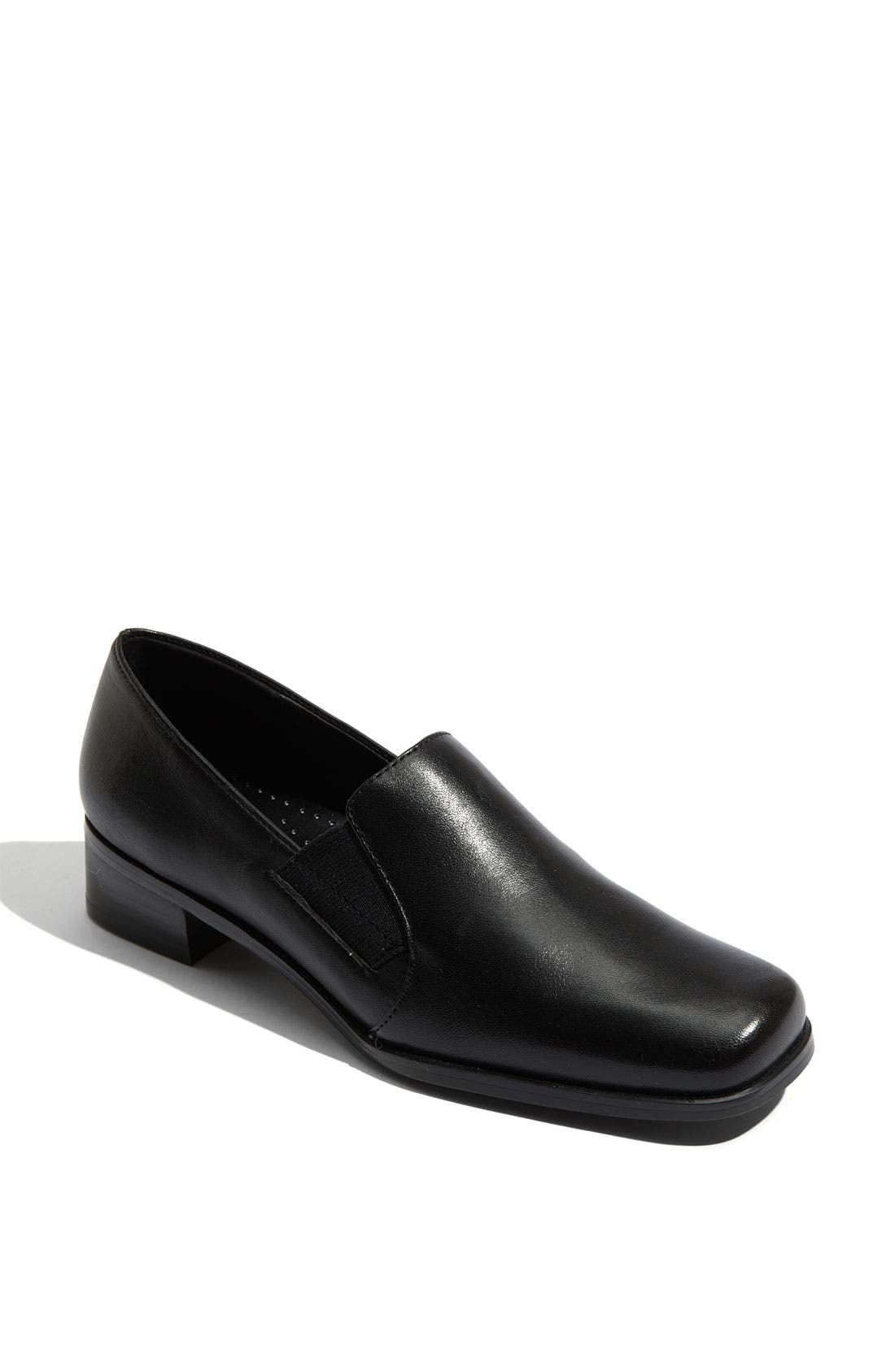 'Ash' Slip-On,                             Main thumbnail 1, color,                             Black