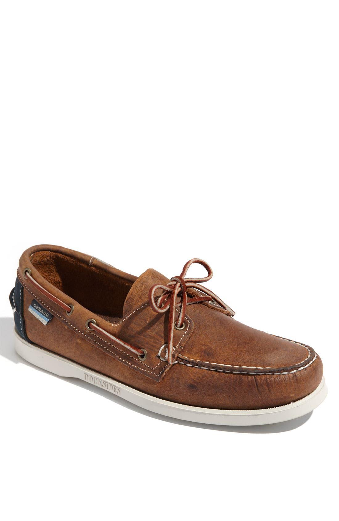 Alternate Image 1 Selected - Sebago 'Spinnaker' Boat Shoe (Men)