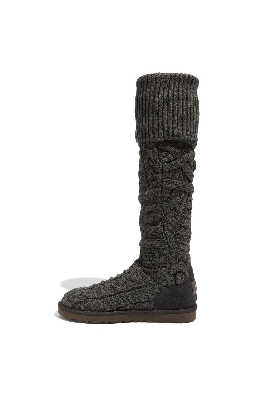 Alternate Image 2  - UGG® Australia 'Twisted Cable' Over the Knee Boot