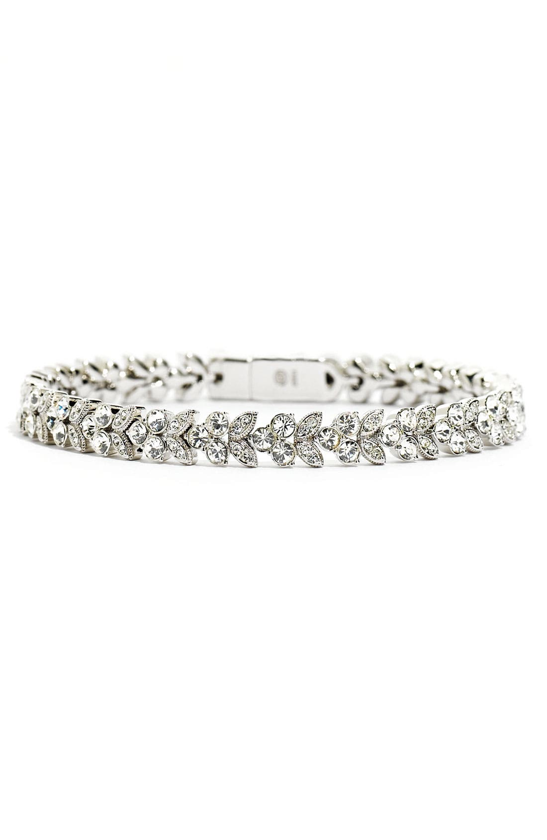 Main Image - Nadri Small Leaf Bracelet