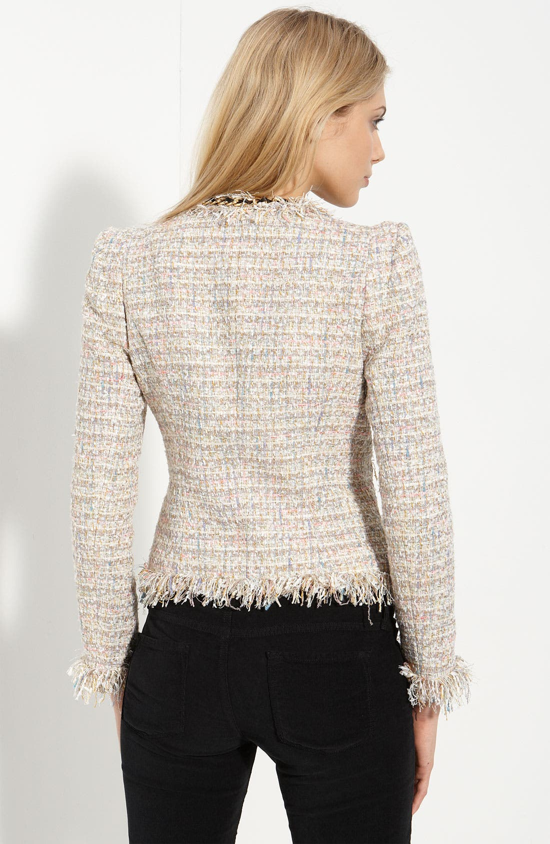 Alternate Image 2  - Mcginn 'Elizabeth' Metallic Bouclé Jacket