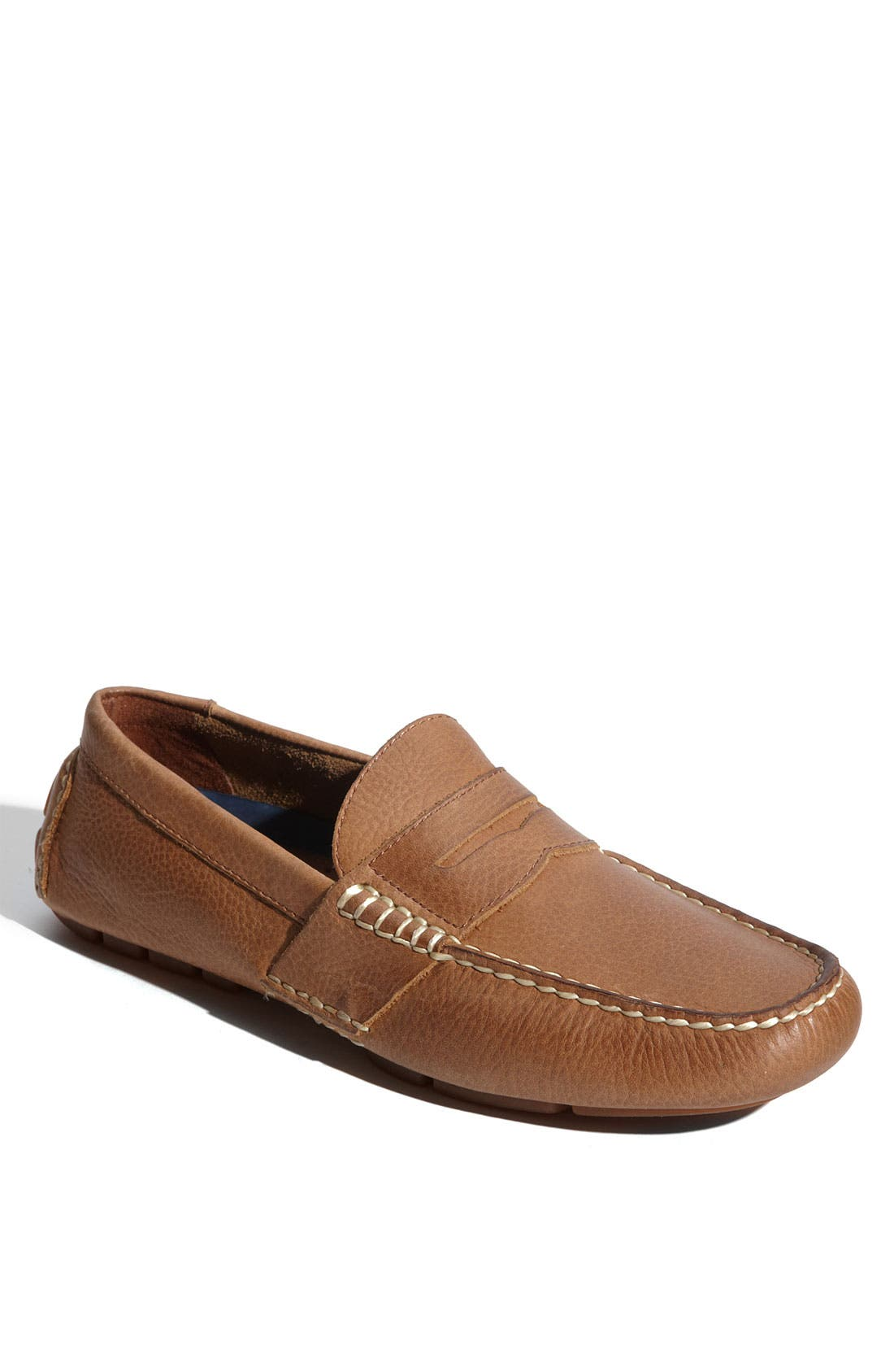 Alternate Image 1 Selected - Polo Ralph Lauren 'Telly' Driving Loafer