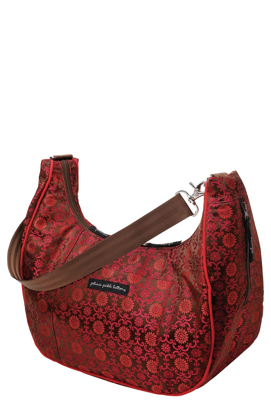 Alternate Image 1 Selected - Petunia Pickle Bottom 'Touring Tote' Glazed Diaper Bag