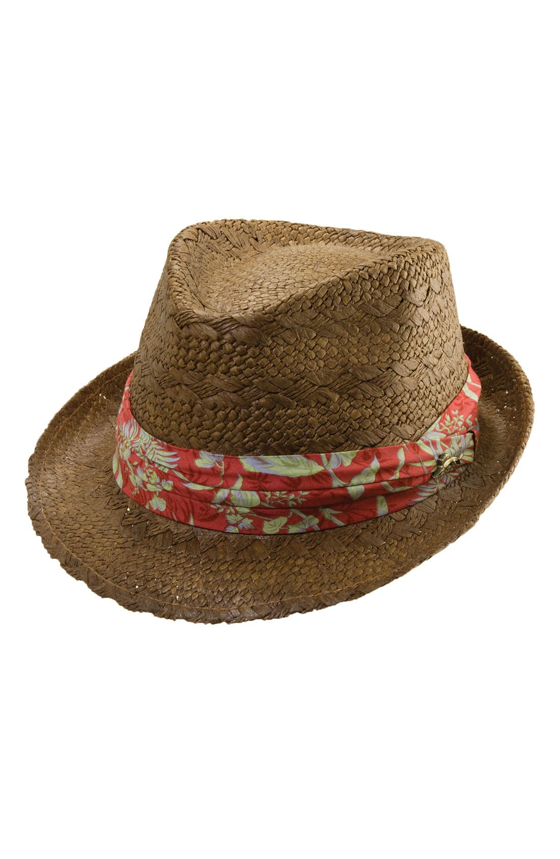 Alternate Image 1 Selected - Tommy Bahama Toyo Straw Fedora