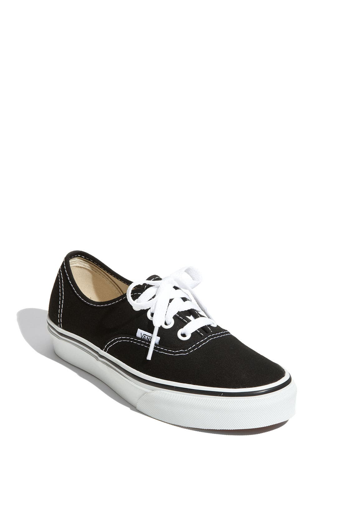Main Image - Vans 'Authentic' Sneaker (Toddler, Little Kid & Big Kid)