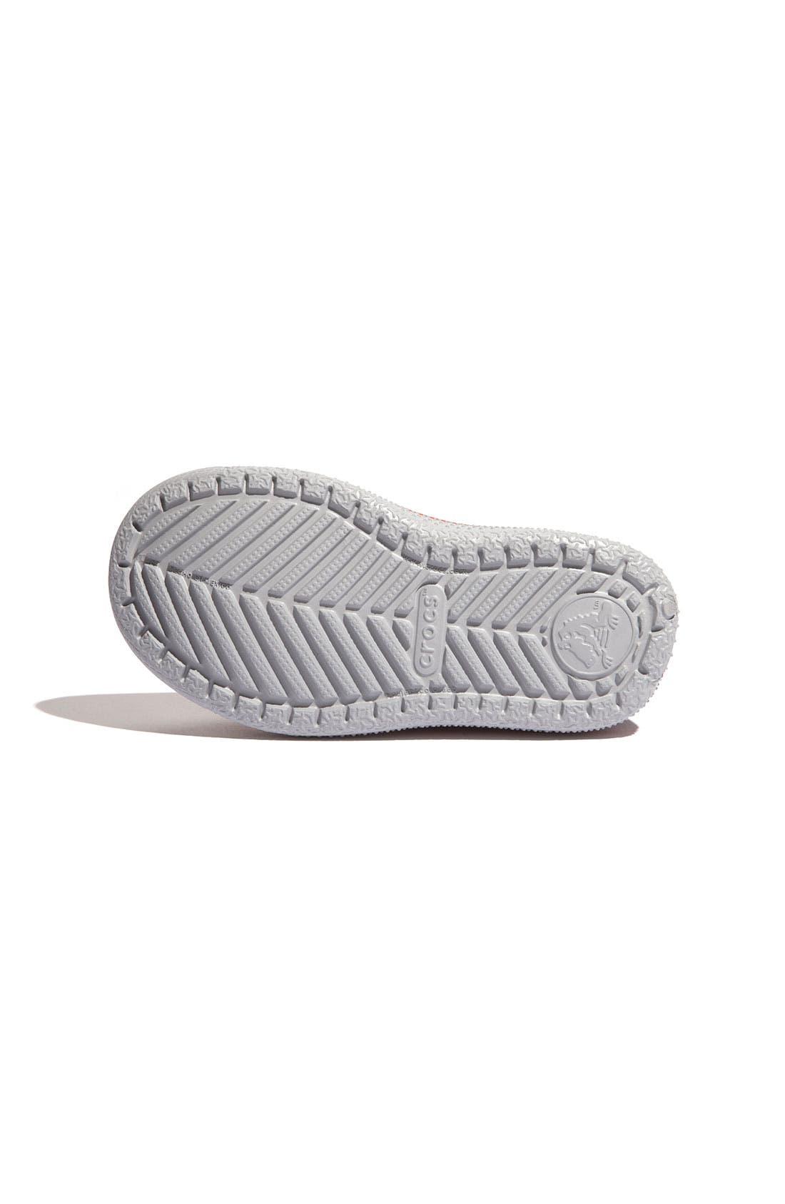Alternate Image 4  - CROCS™ 'Hover' Sneaker (Toddler, Little Kid & Big Kid)