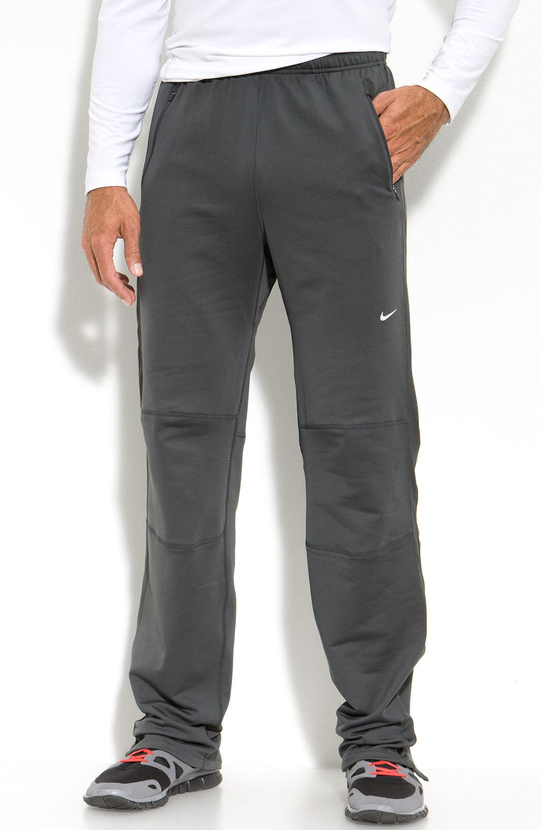 Alternate Image 1 Selected - Nike 'Element' Thermal Pants