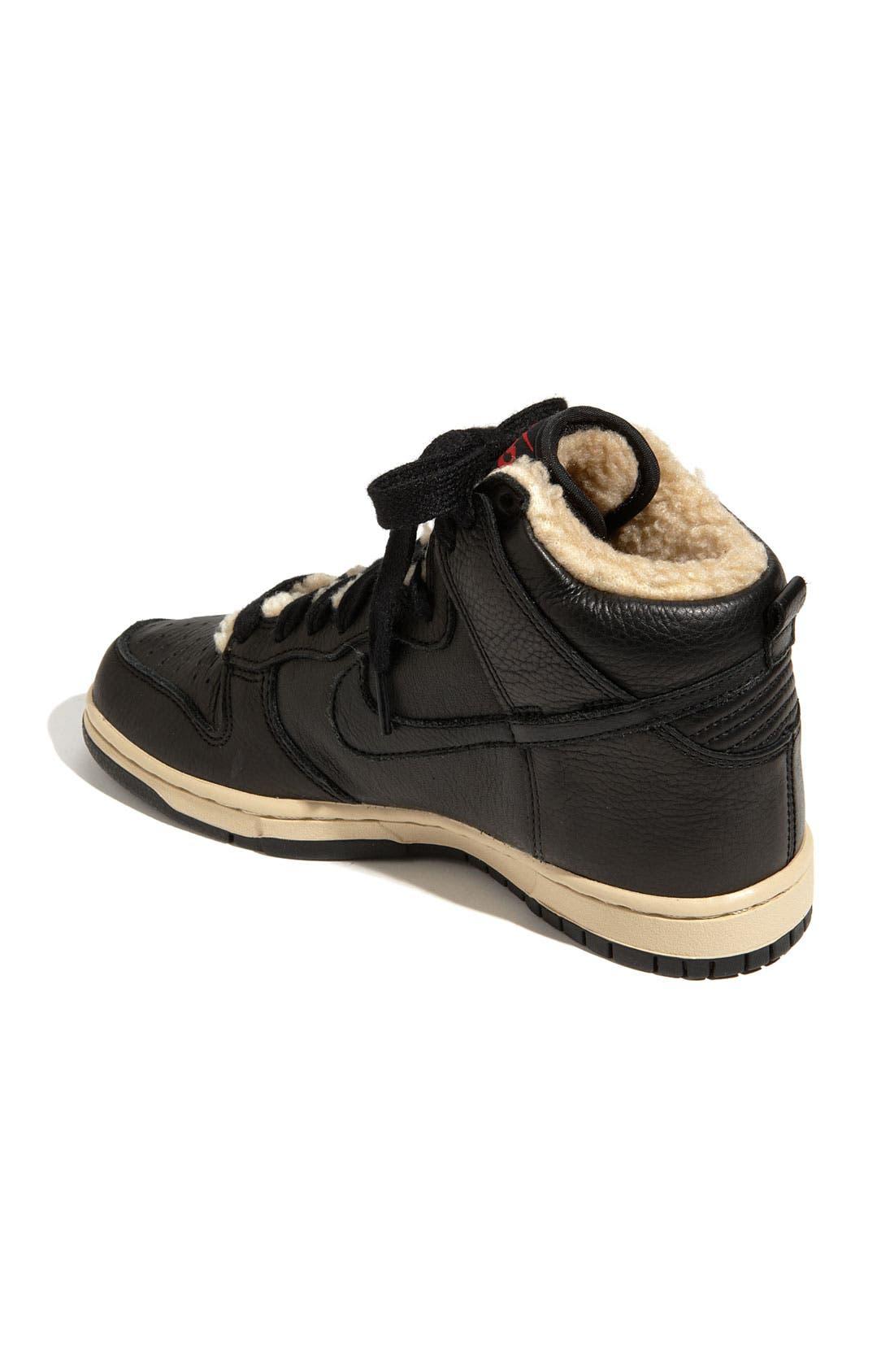 Alternate Image 2  - Nike 'Dunk Hi 6.0 Premium' Sneaker