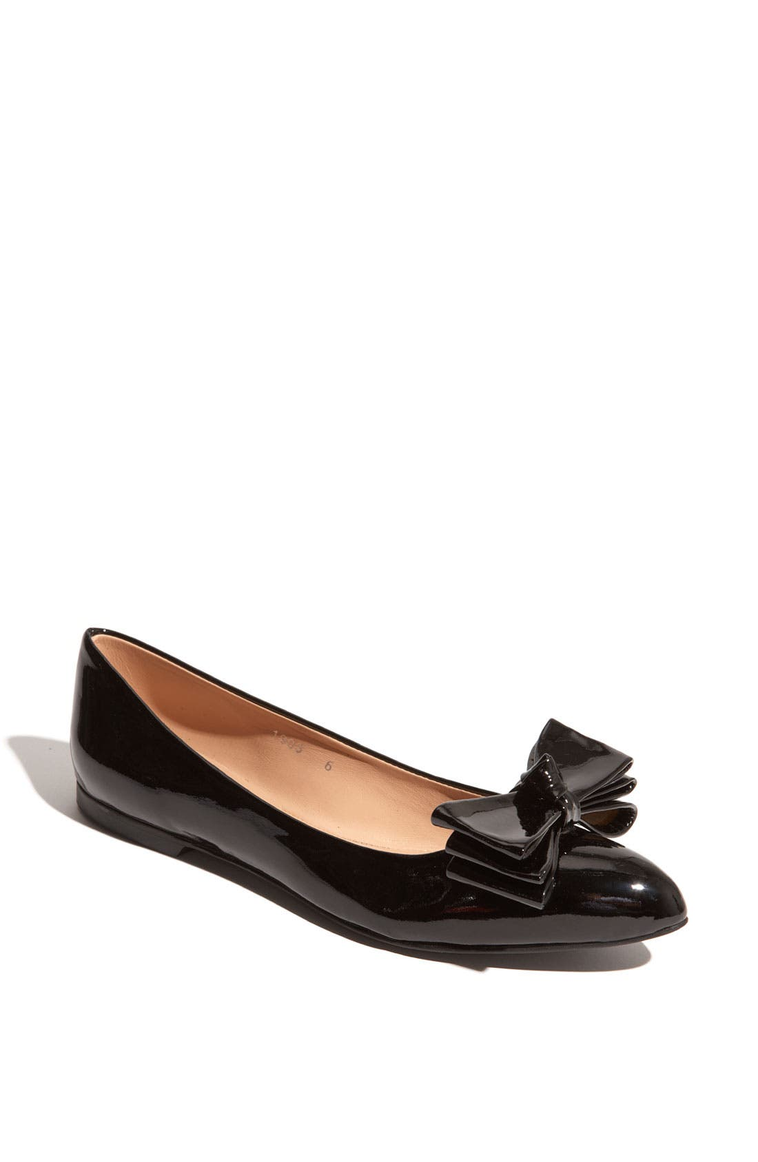 Alternate Image 1 Selected - Sweet Ballerina '1903' Bow Ballet Flat (Nordstrom Exclusive)