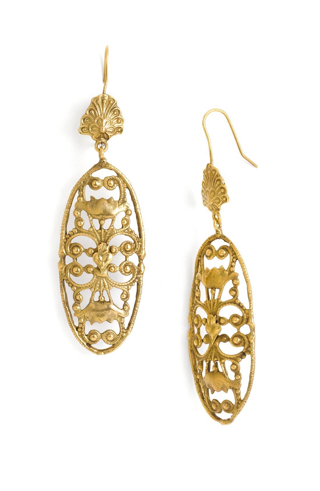 Main Image - Virgins Saints & Angels 'Antigua' Drop Earrings