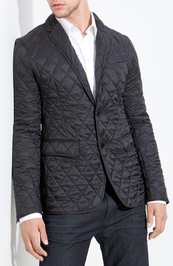 Burberry Quilted Blazer | Nordstrom : quilted blazer - Adamdwight.com