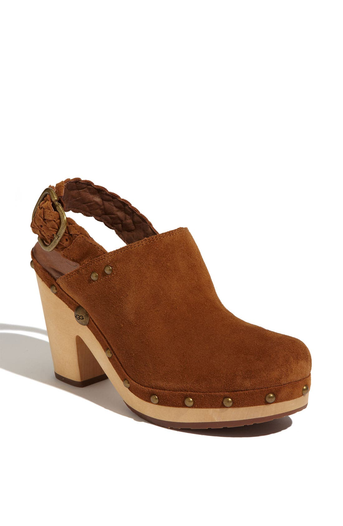Alternate Image 1 Selected - UGG® Australia  'Dafni' Clog