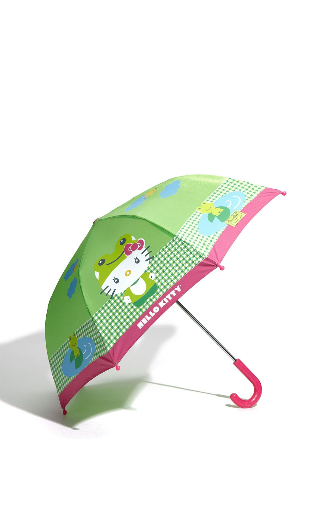 Alternate Image 1 Selected - Western Chief 'Hello Kitty® Froggy' Umbrella