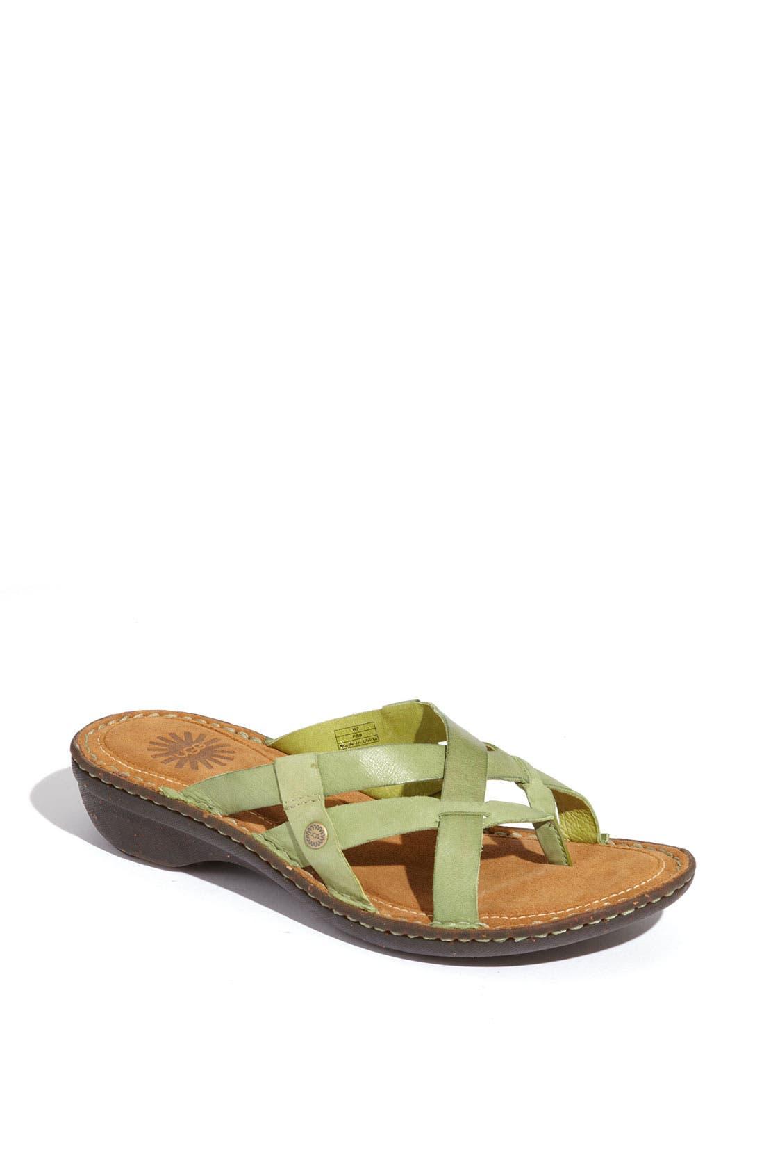Alternate Image 1 Selected - UGG® Australia 'Lanni' Sandal