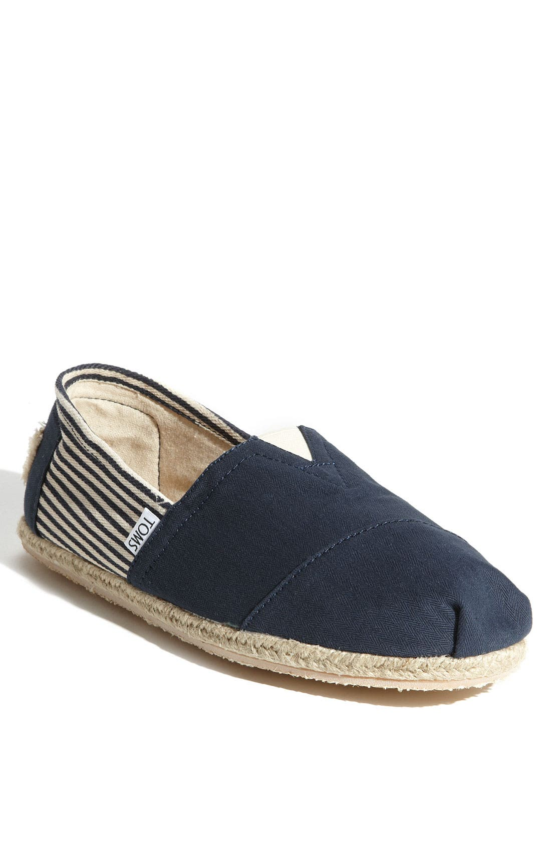Alternate Image 1 Selected - TOMS 'Classic' Slip-On (Men)