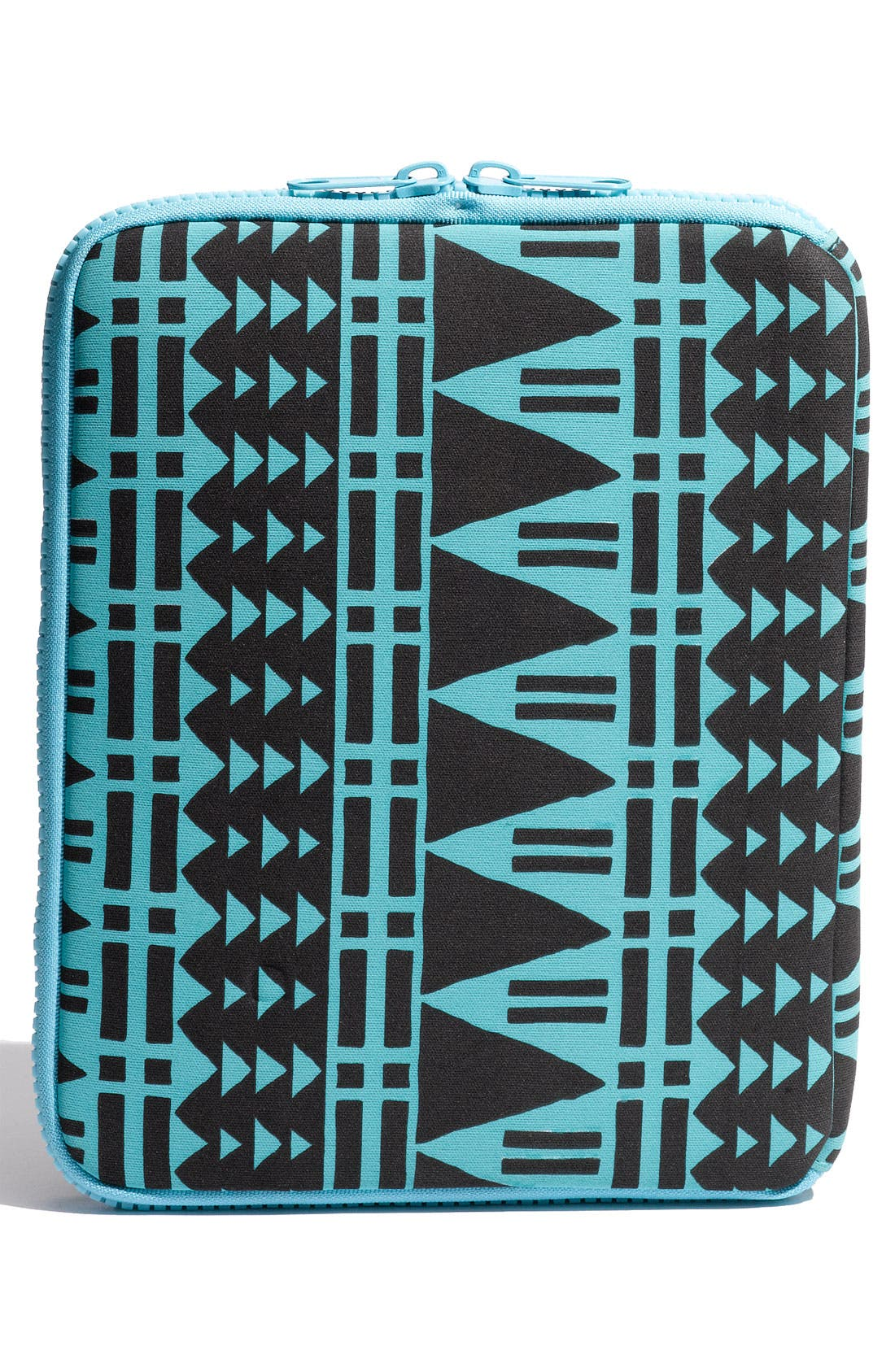 Alternate Image 3  - Lulu Geometric Printed iPad Case
