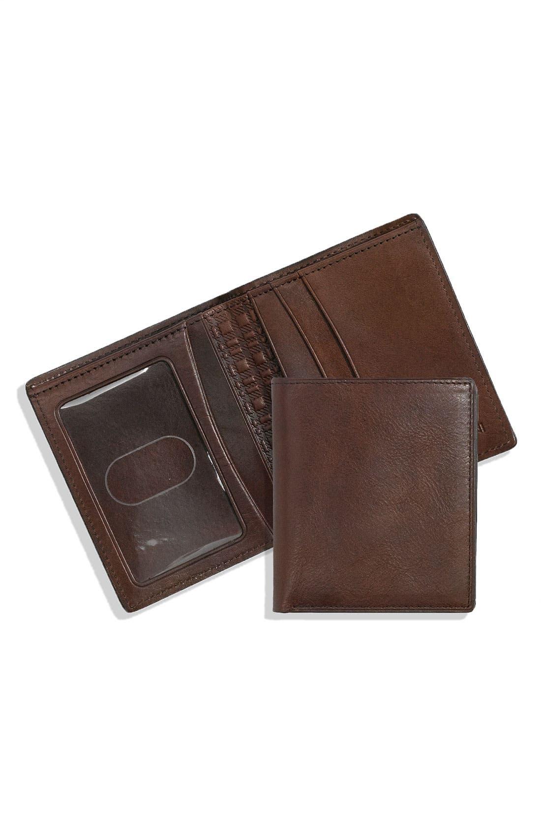 Alternate Image 1 Selected - Boconi 'Rinaldo' Compact Wallet