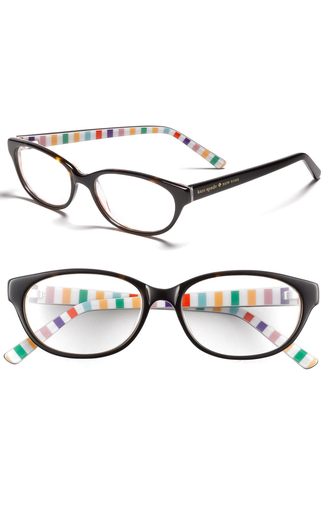 Main Image - kate spade new york 'charity' reading glasses (2 for $88)