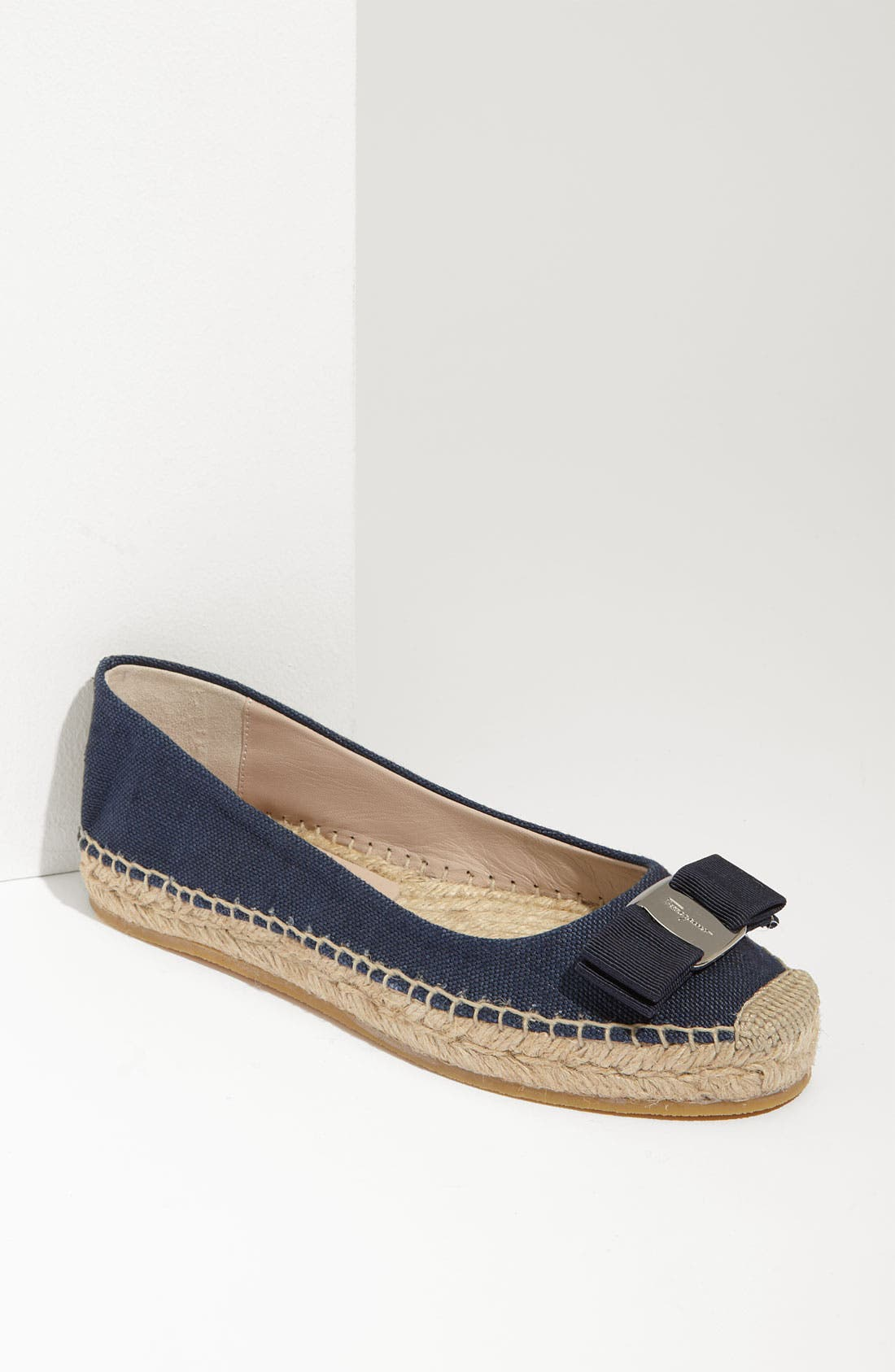 Alternate Image 1 Selected - Salvatore Ferragamo 'Blake' Flat