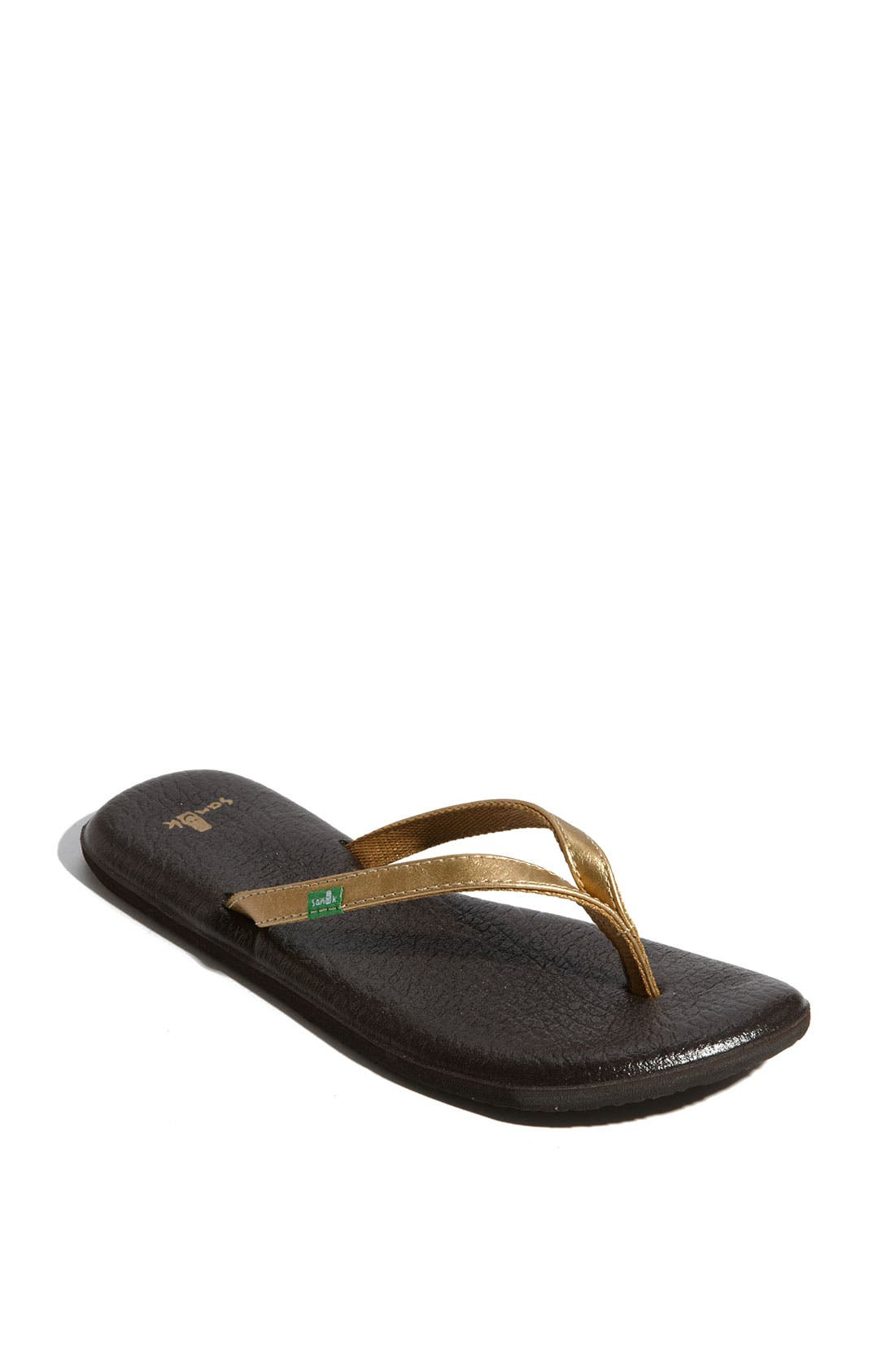 Alternate Image 1 Selected - Sanuk 'Yoga Spree' Flip Flop (Women)