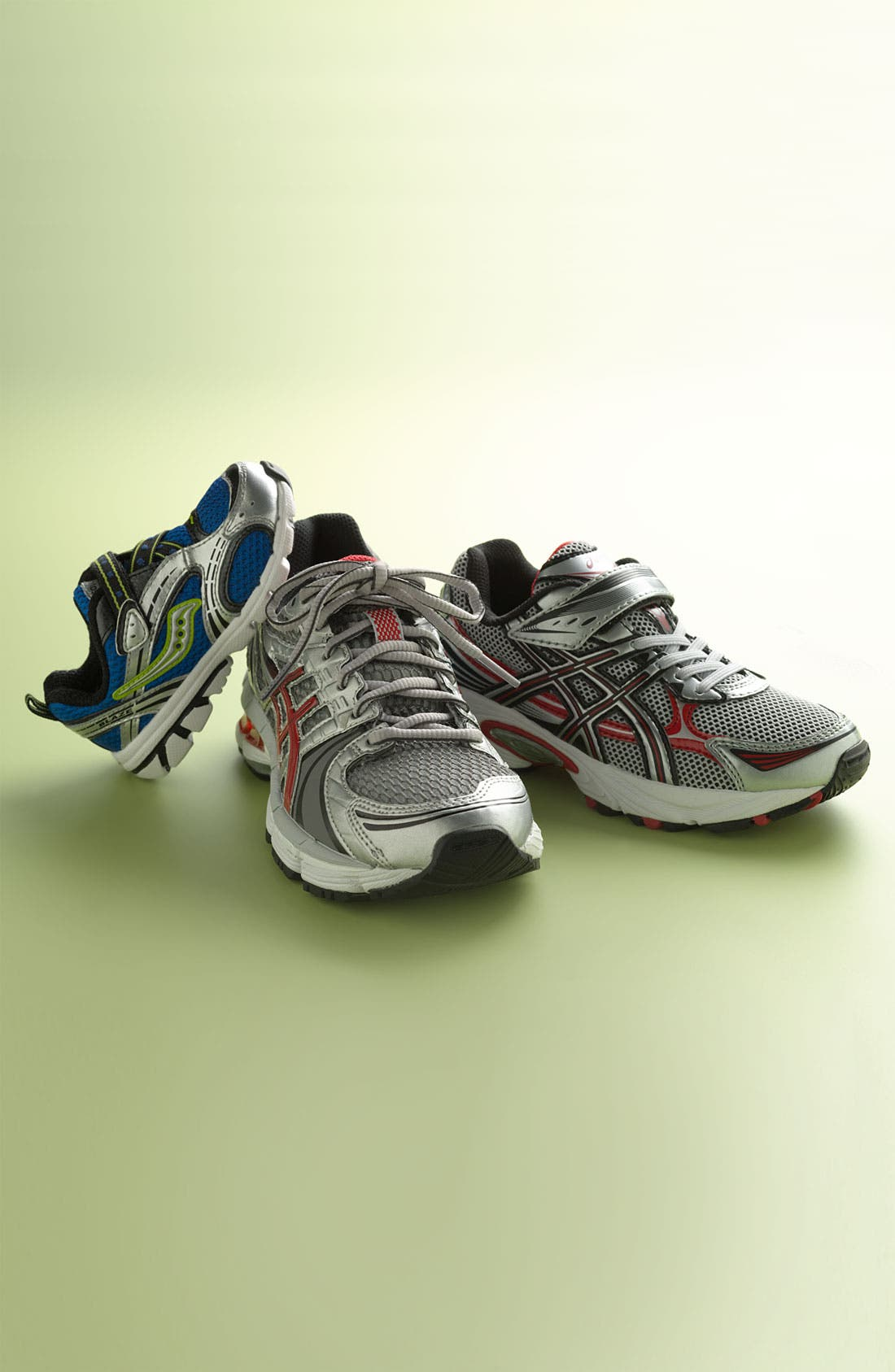 Alternate Image 5  - ASICS® 'GEL-Kayano® 18 GS' Running Shoe (Big Kid)